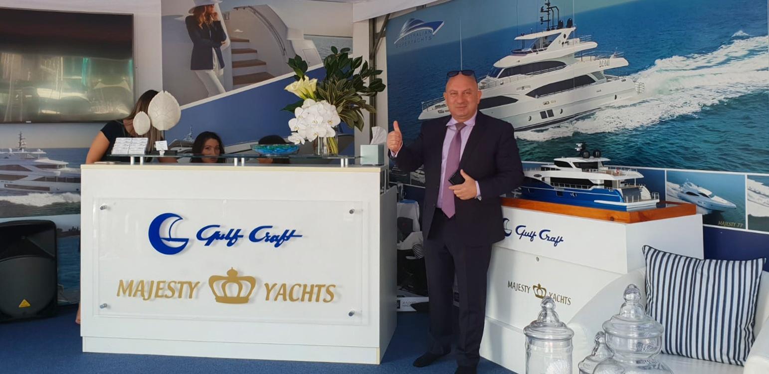 Gulf Craft at Sydney International Boat Show 2018 Day 1 (12).jpg