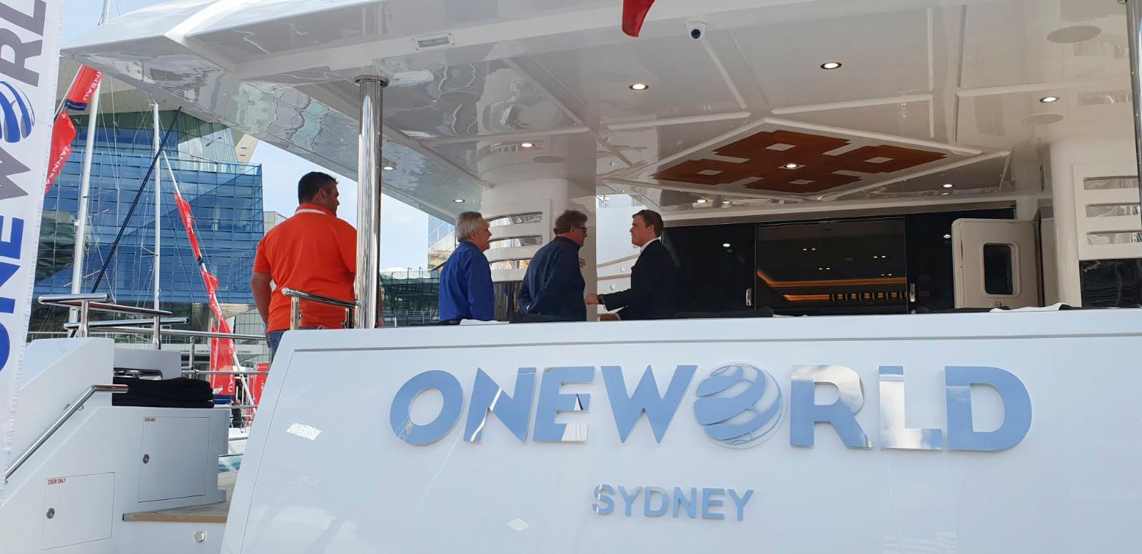 Gulf Craft at Sydney International Boat Show 2018 Day 1 (5).jpg