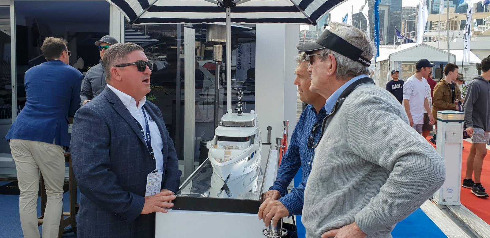 Gulf Craft at Sydney International Boat Show 2018 Day 1 (6).jpg