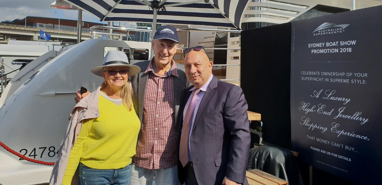 Gulf Craft at Sydney International Boat Show 2018 Day 1 (9).jpg