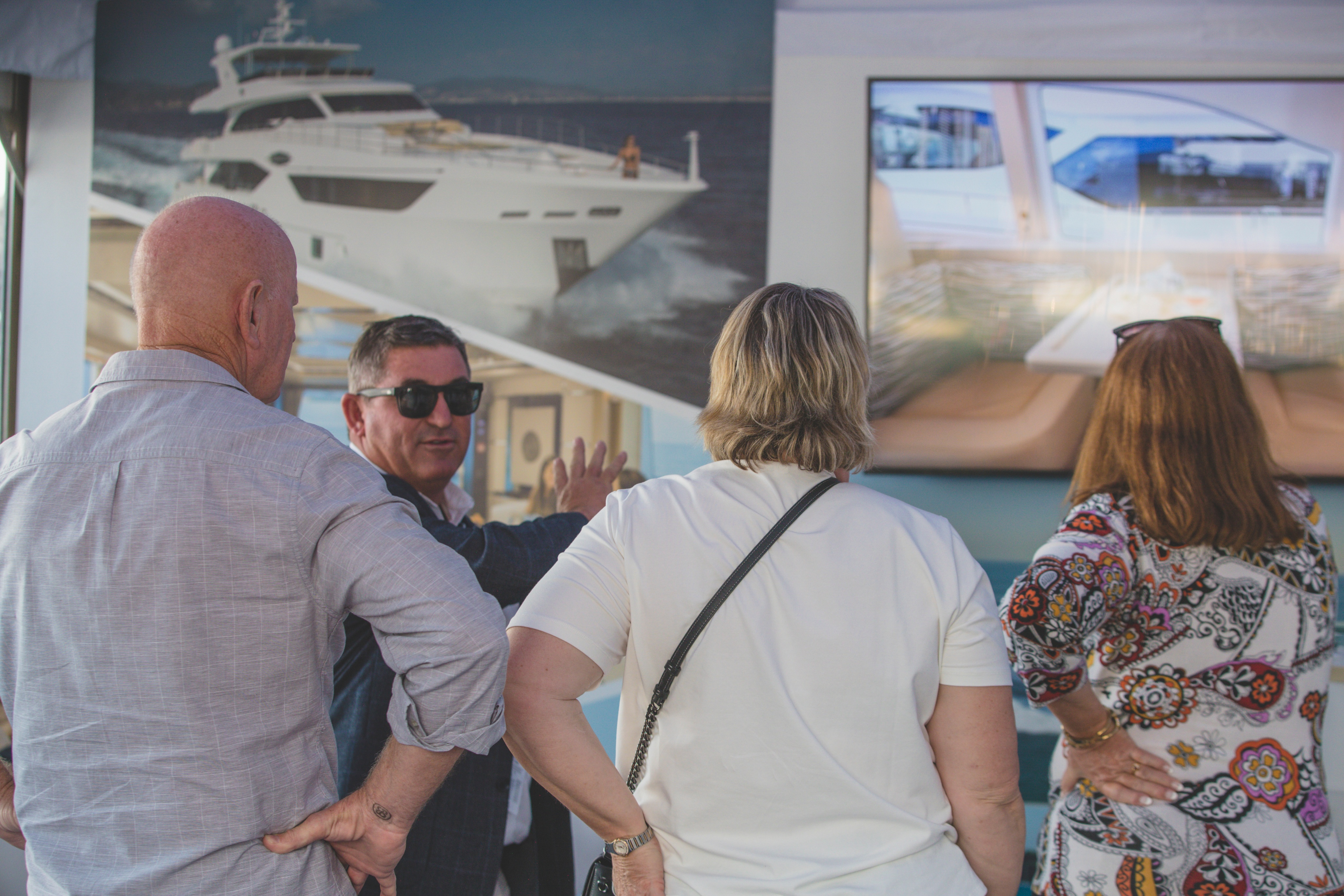Gulf Craft at Sydney International Boat Show 2018 Day 3 (12).jpg