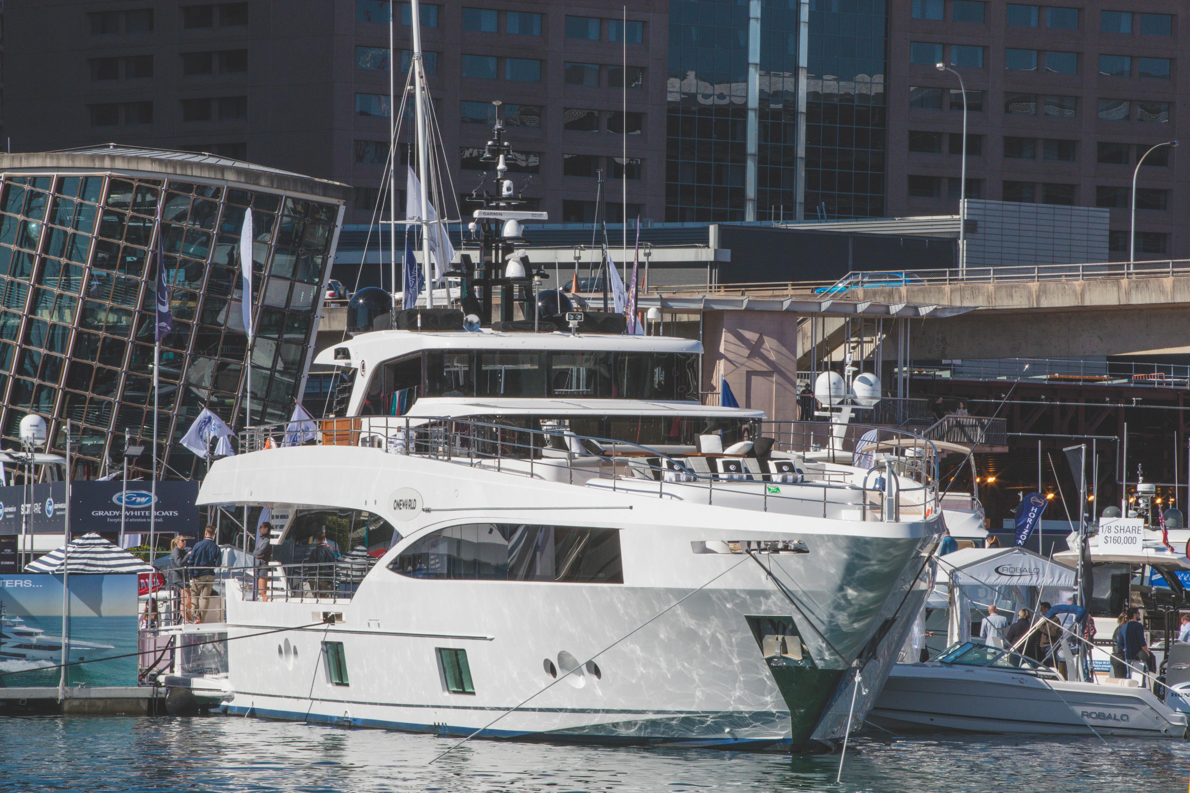 Gulf Craft at Sydney International Boat Show 2018 Day 3 (22).jpg