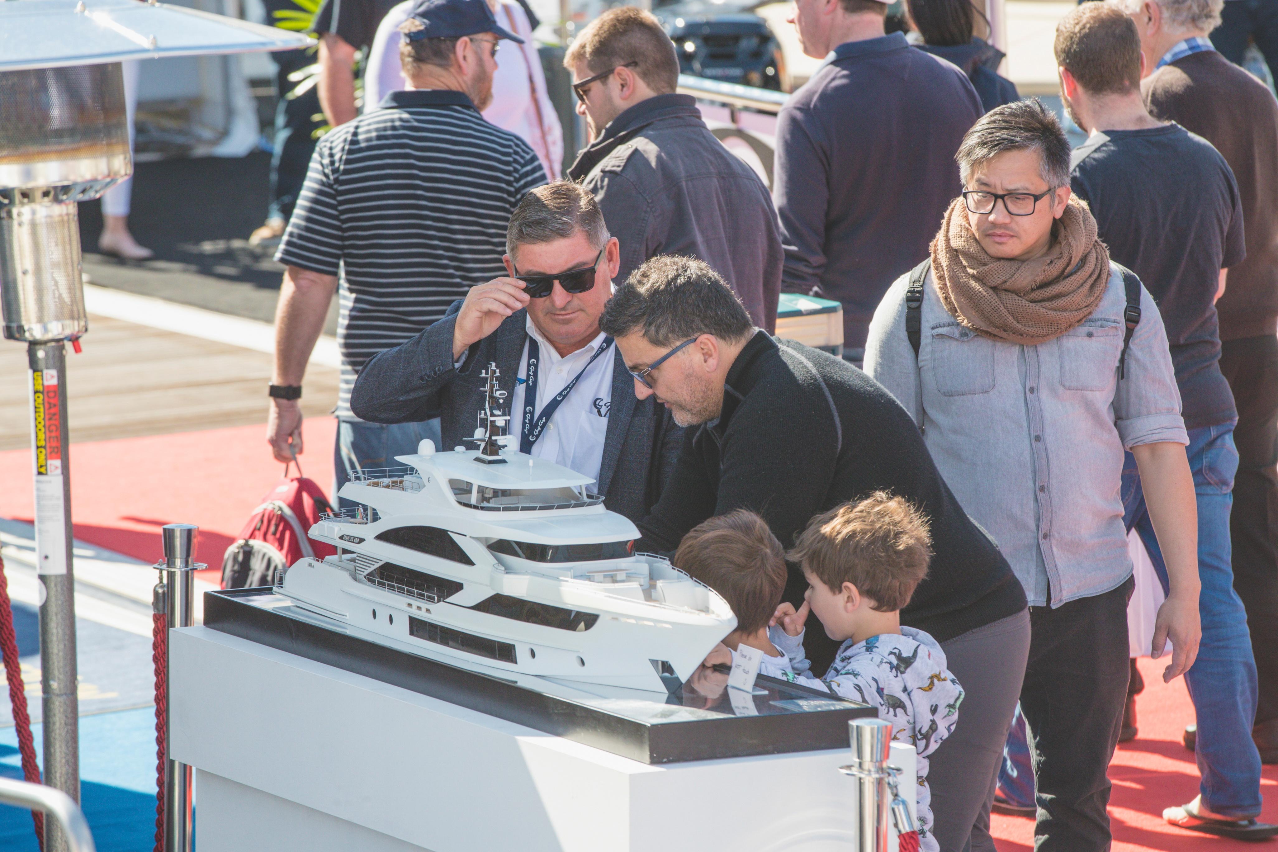 Gulf Craft at Sydney International Boat Show 2018 Day 3 (5).jpg