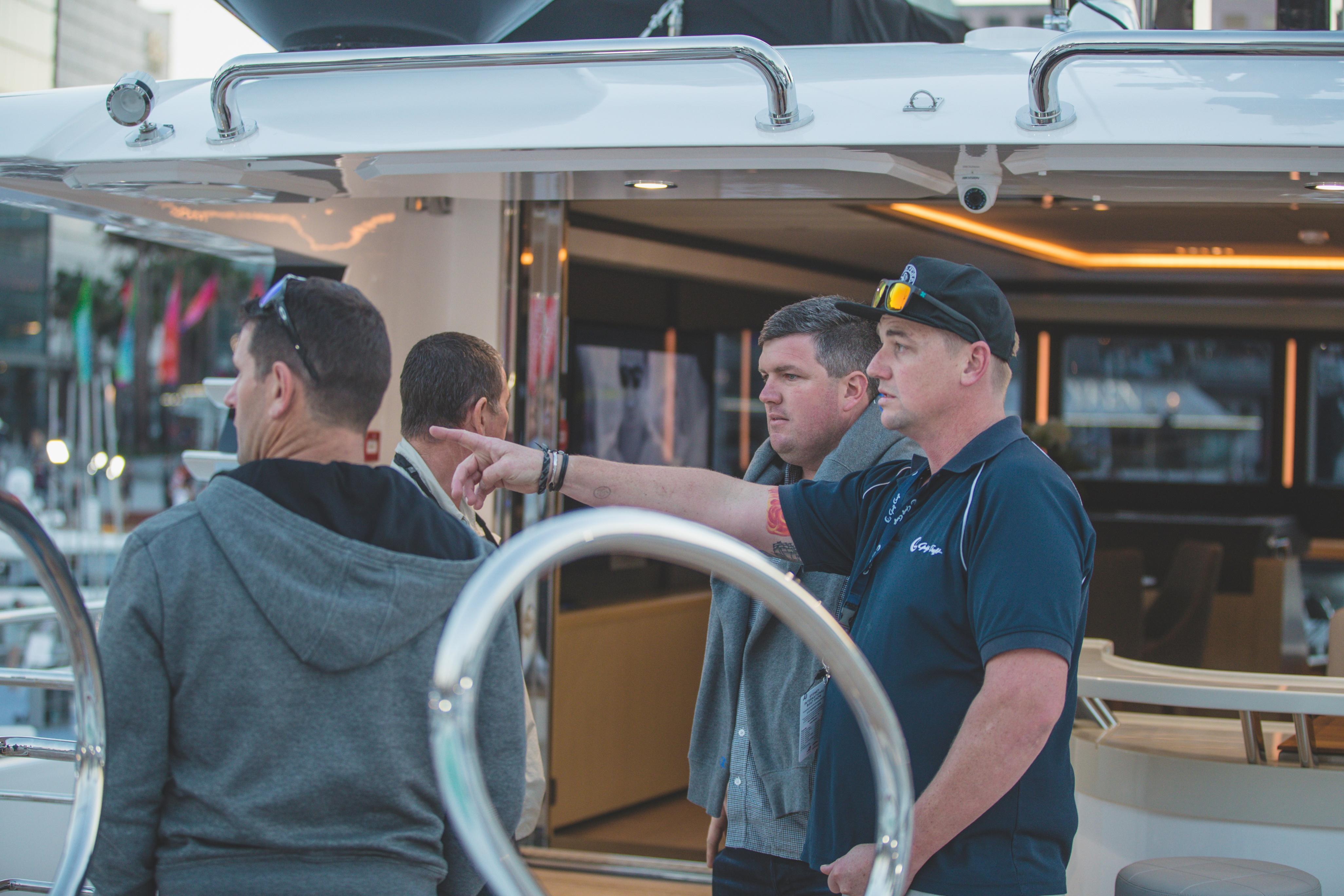 Gulf Craft at the Sydney Boat Show, Day 2-3.jpg