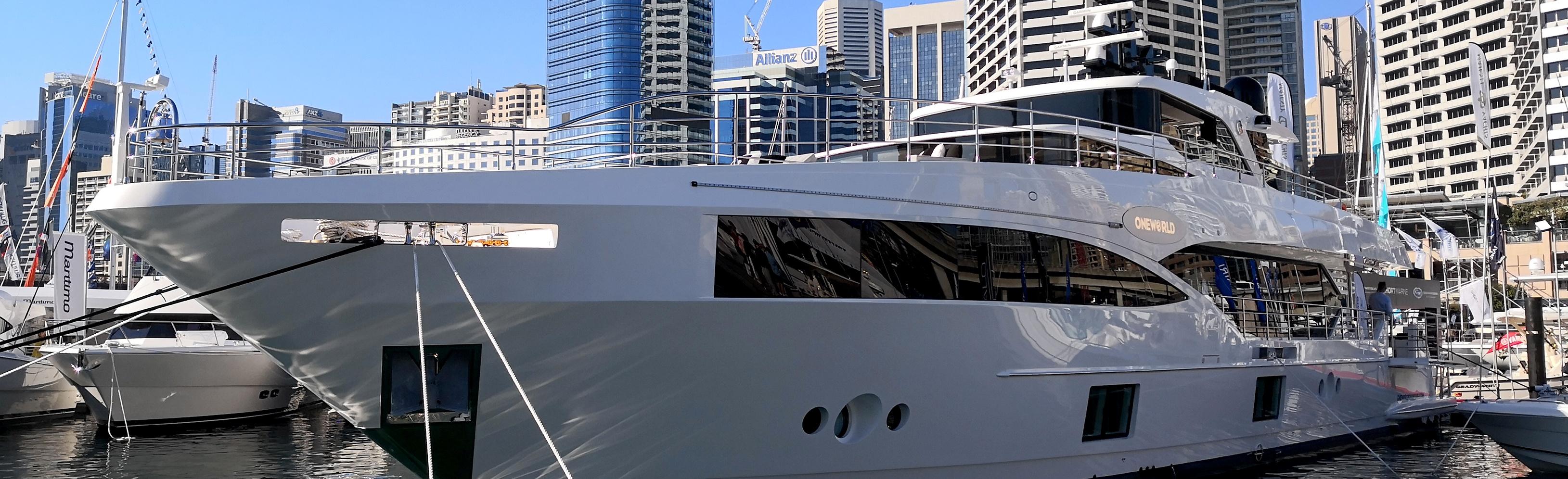 Majesty-100,-Sydney-Boat-Show-2018