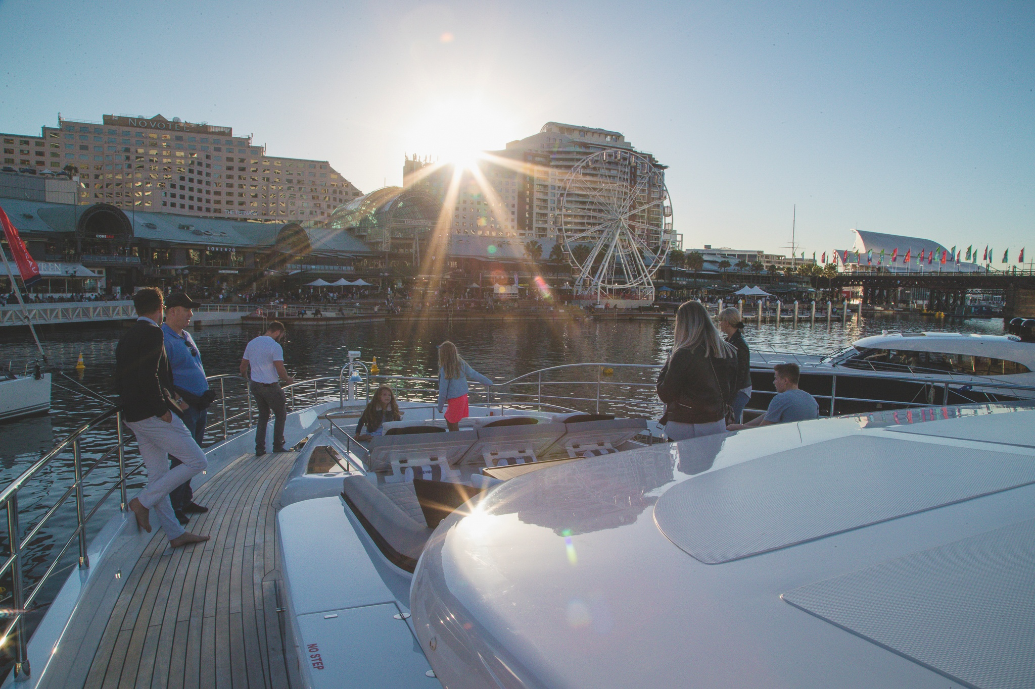 Gulf Craft at Sydney International Boat Show 2018 Day 4 (16).jpg