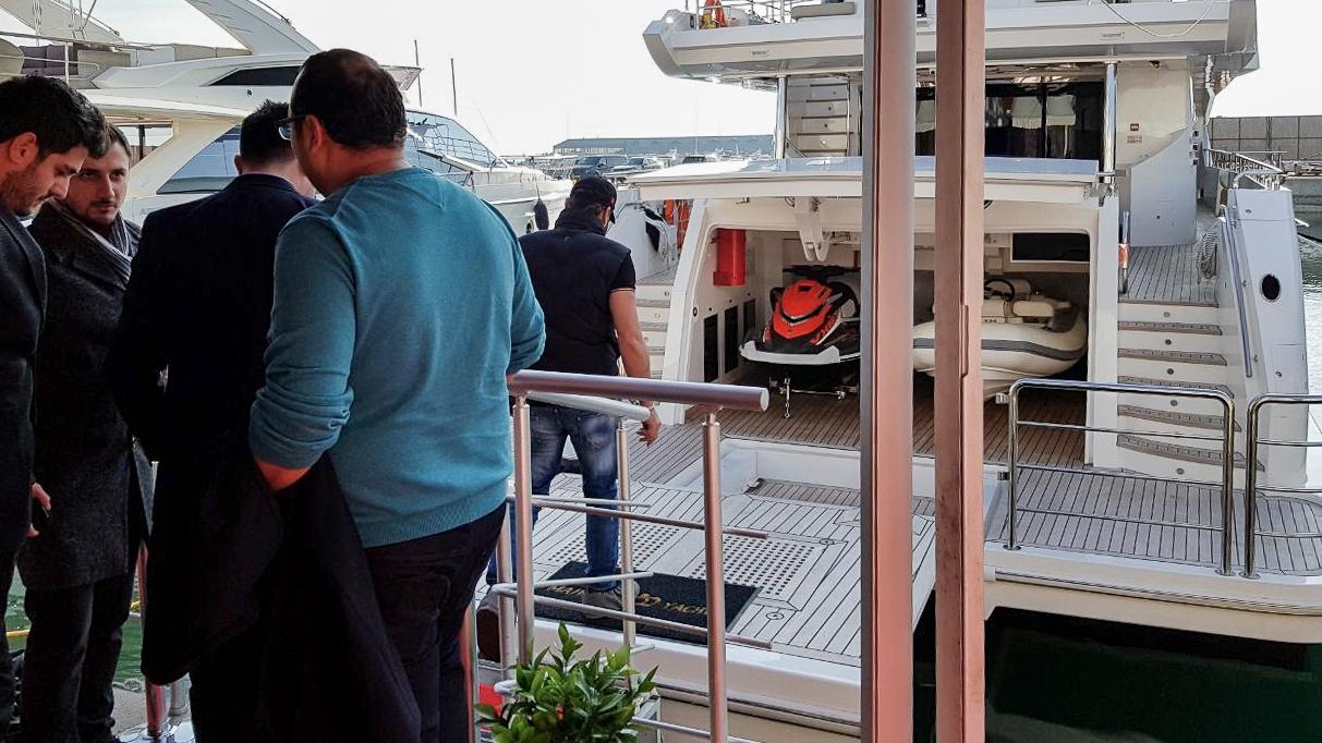 Gulf Craft at Tuzla Boat Show 2018 (21).jpg