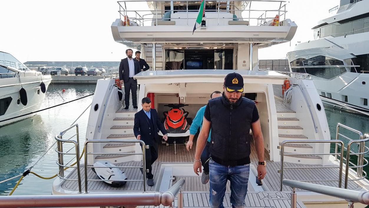 Gulf Craft at Tuzla Boat Show 2018 (22).jpg