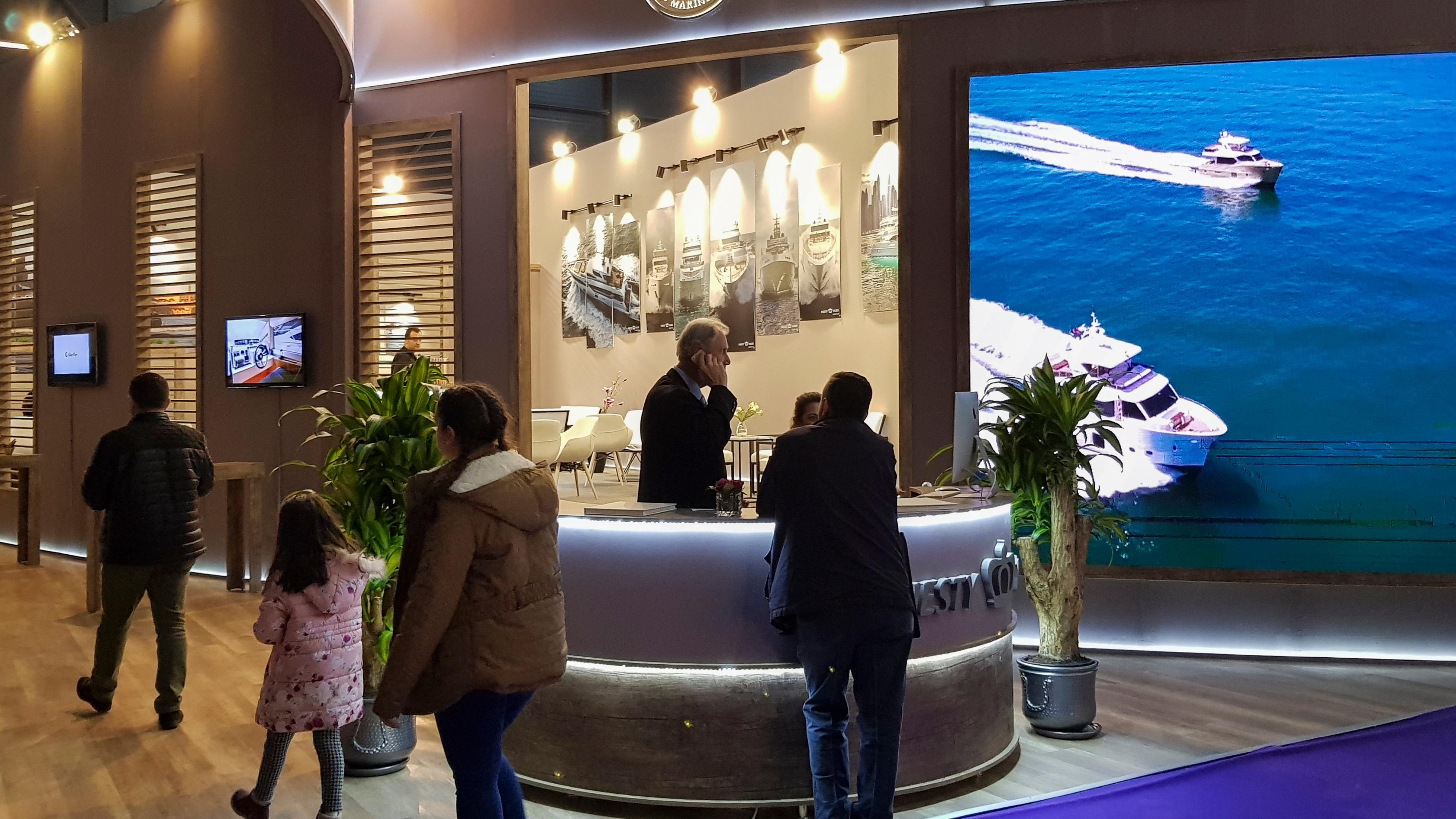 Gulf Craft at Tuzla Boat Show 2018 (7).jpg