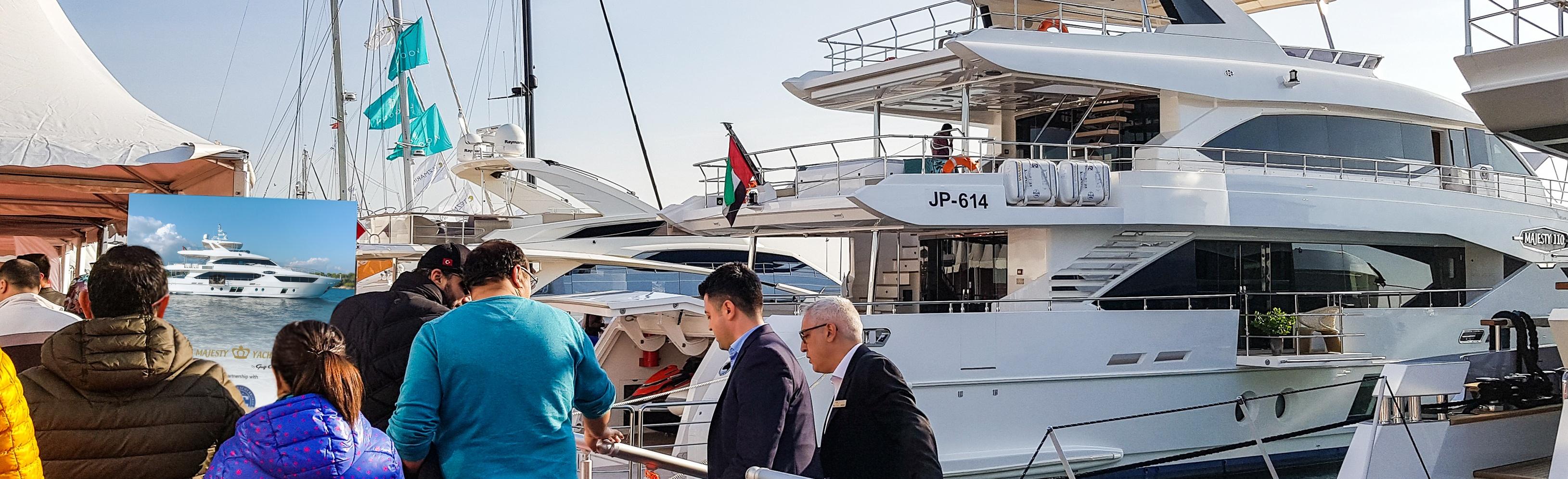 Majesty-110,-Tuzla-Boat-Show