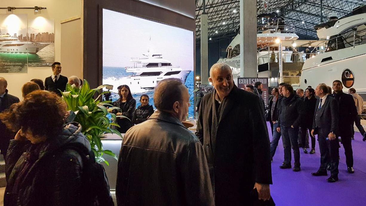 Gulf Craft at Tuzla Boat Show 2018 (11).jpg