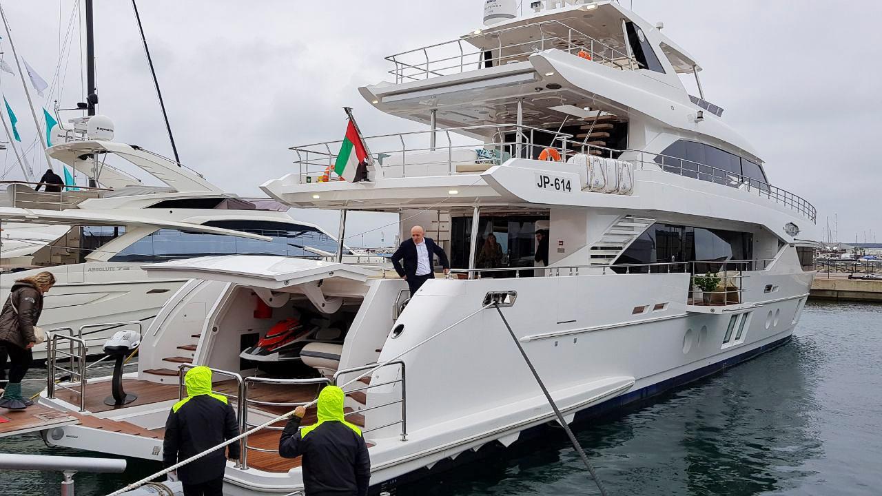 Gulf Craft at Tuzla Boat Show 2018 (2).jpg