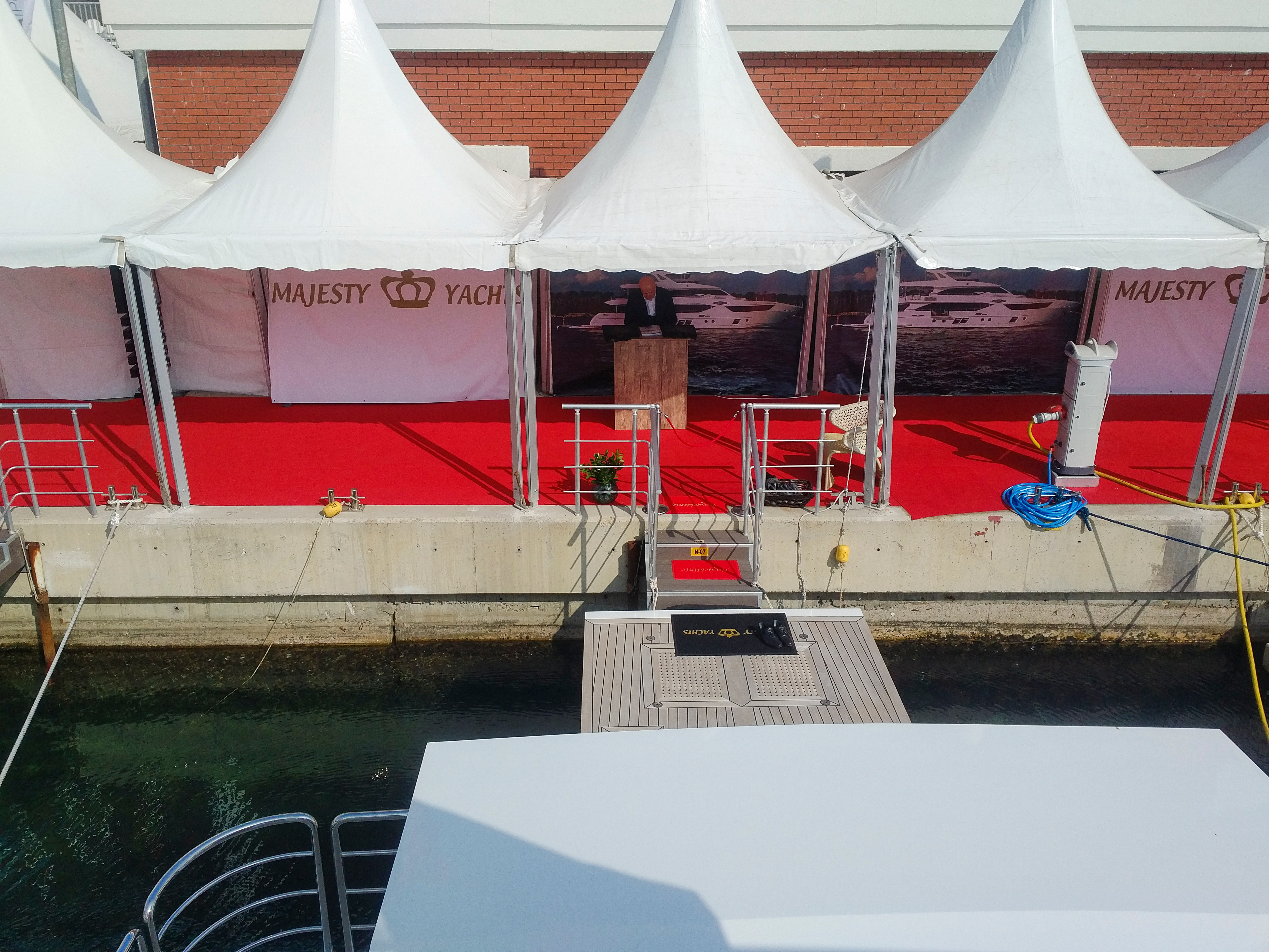 Gulf Craft at Tuzla Boat Show 2018 Day 5 (12).jpg