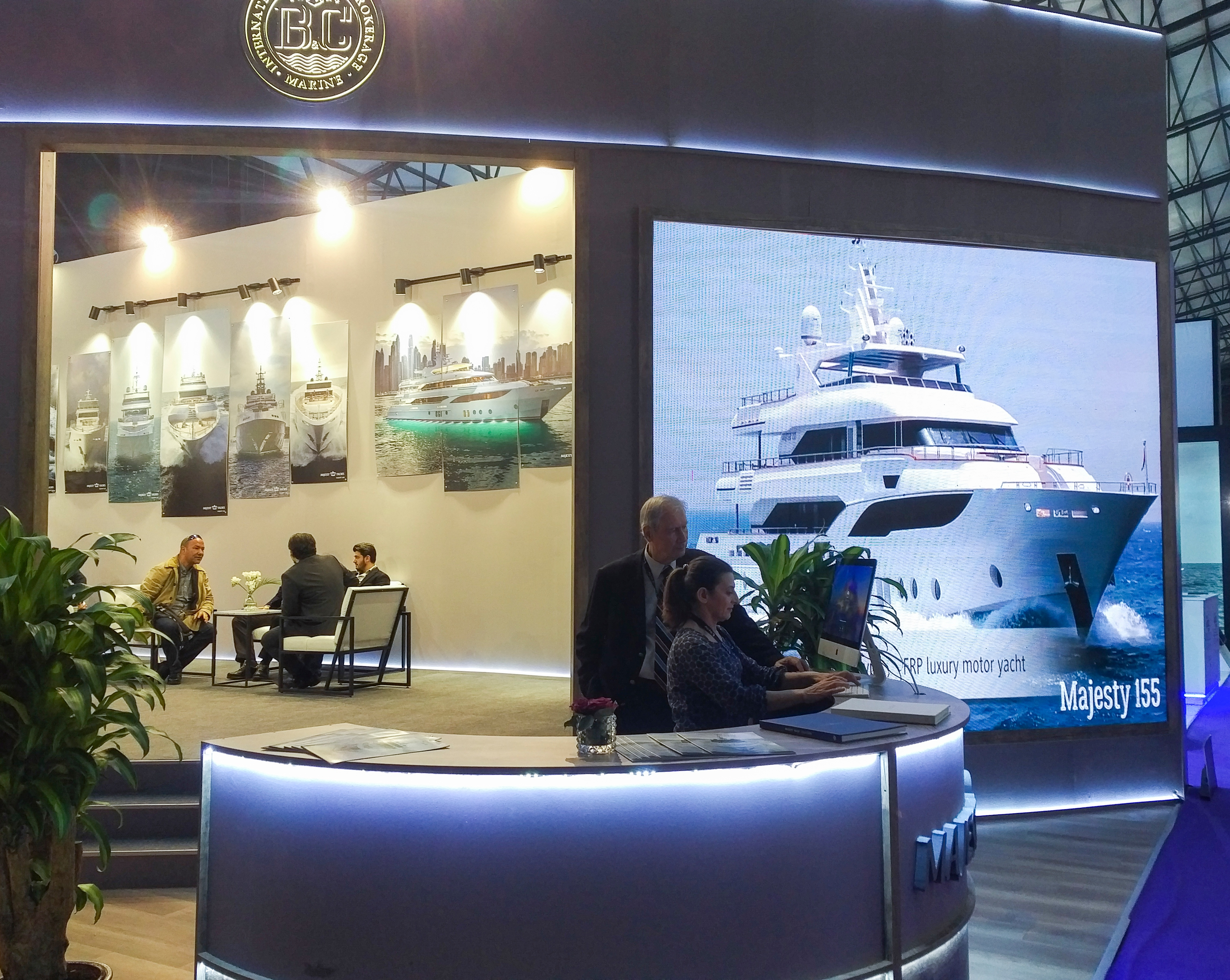 Gulf Craft at Tuzla Boat Show 2018 Day 5 (14).jpg