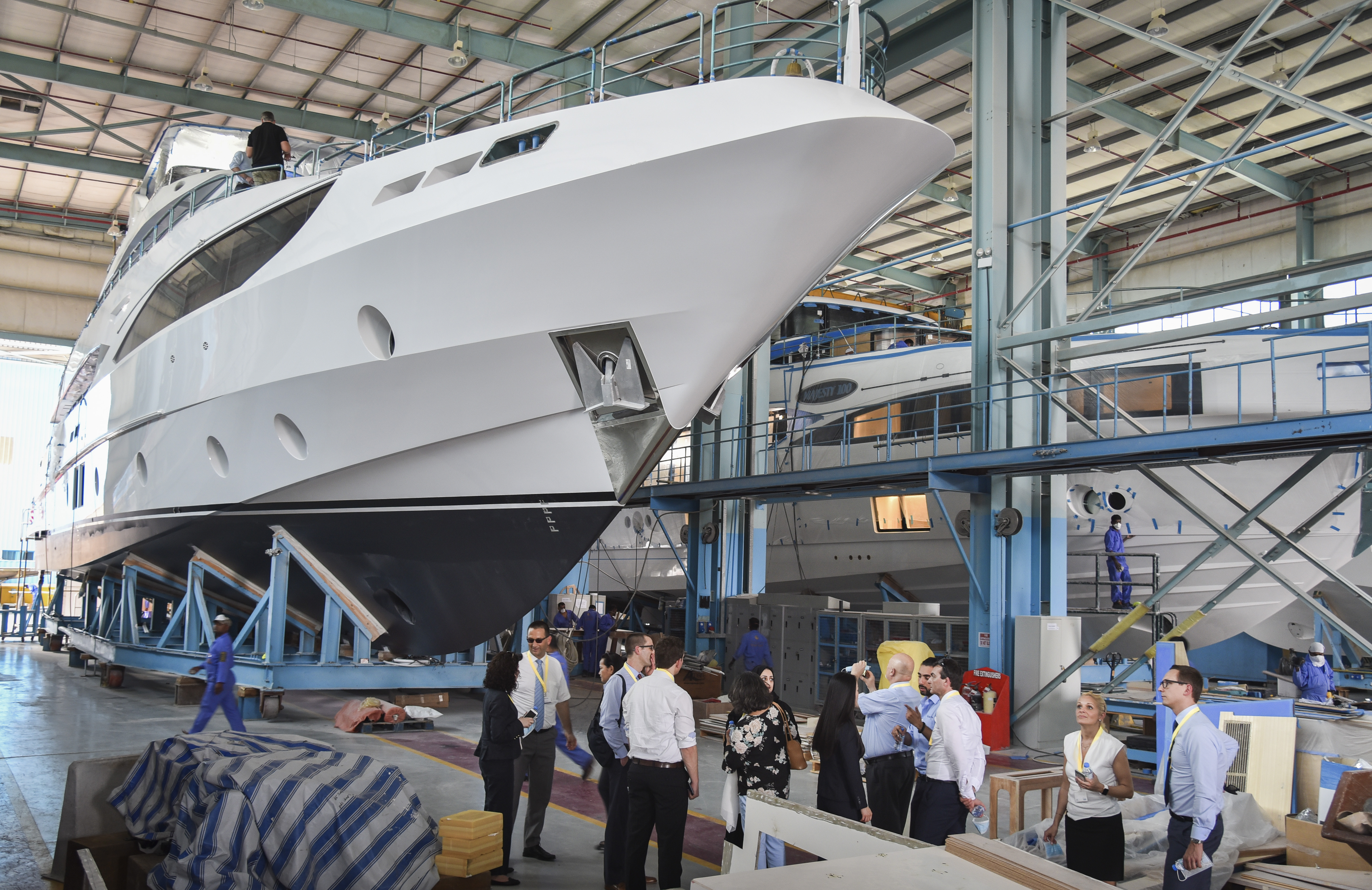 Zurich University at Gulf Craft Shipyard 2018 (10).jpg