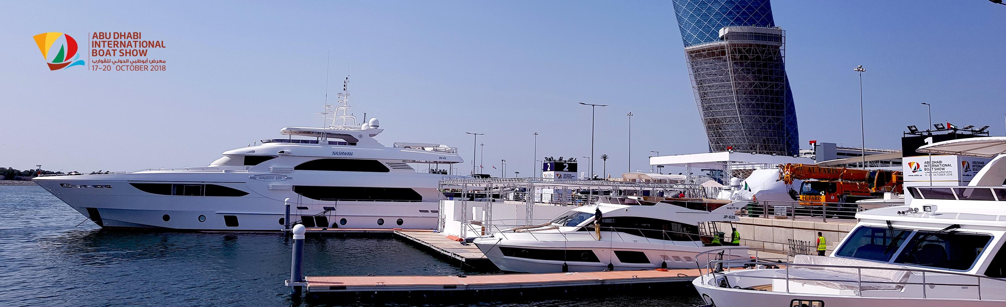 Gulf-Craft,-Abu-Dhabi-Boat-Show-2018