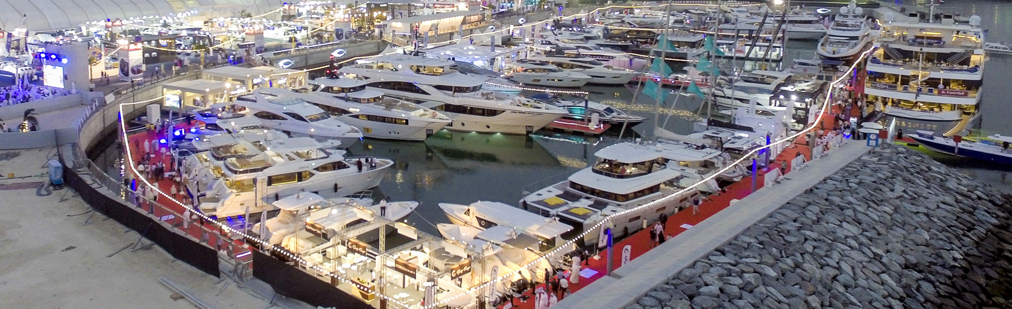 Gulf-Craft's-Yachts-and-Boats-at-the-Dubai-International-Boat-Show-2018-(3)