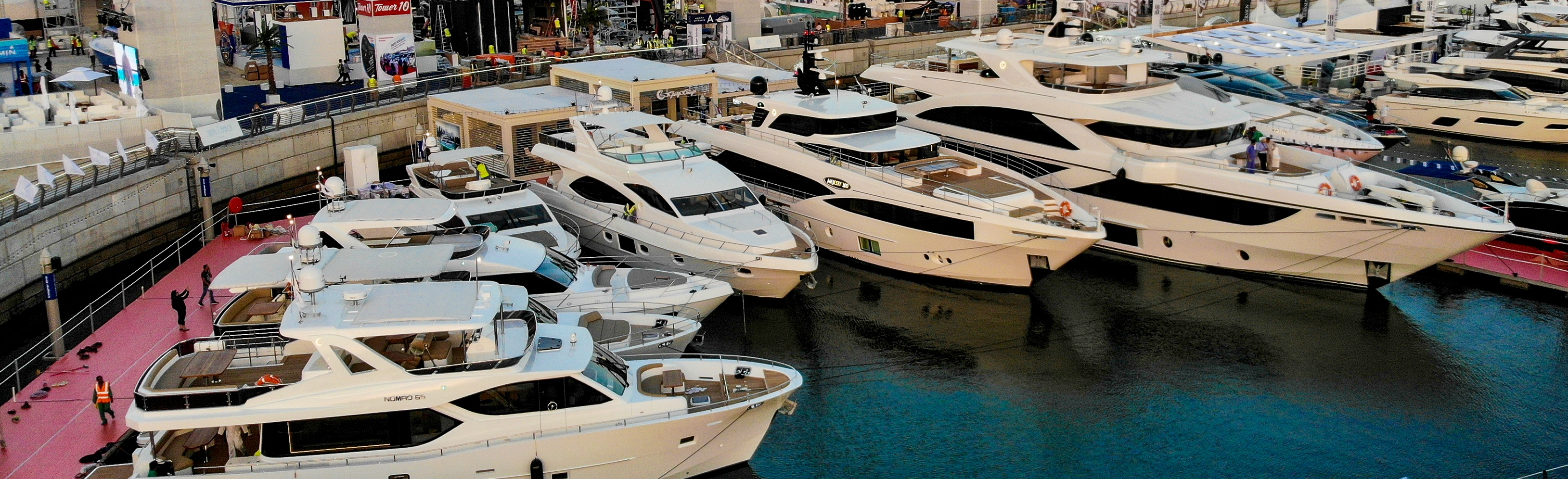 Gulf-Craft's-Yachts-and-Boats-at-the-Dubai-International-Boat-Show-2018-(4)