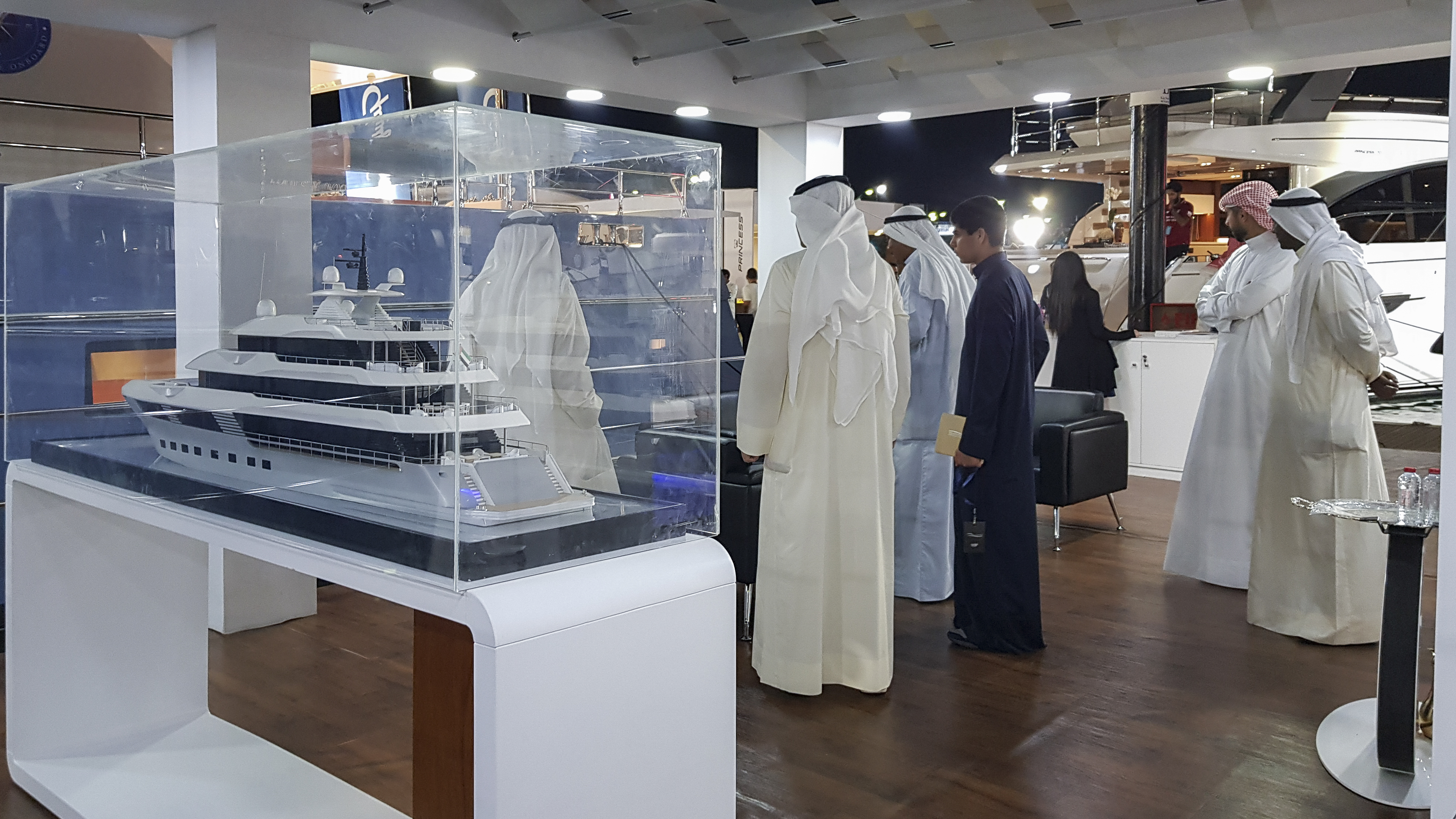 Gulf Craft at the Kuwait Yacht Show 2019 (17)