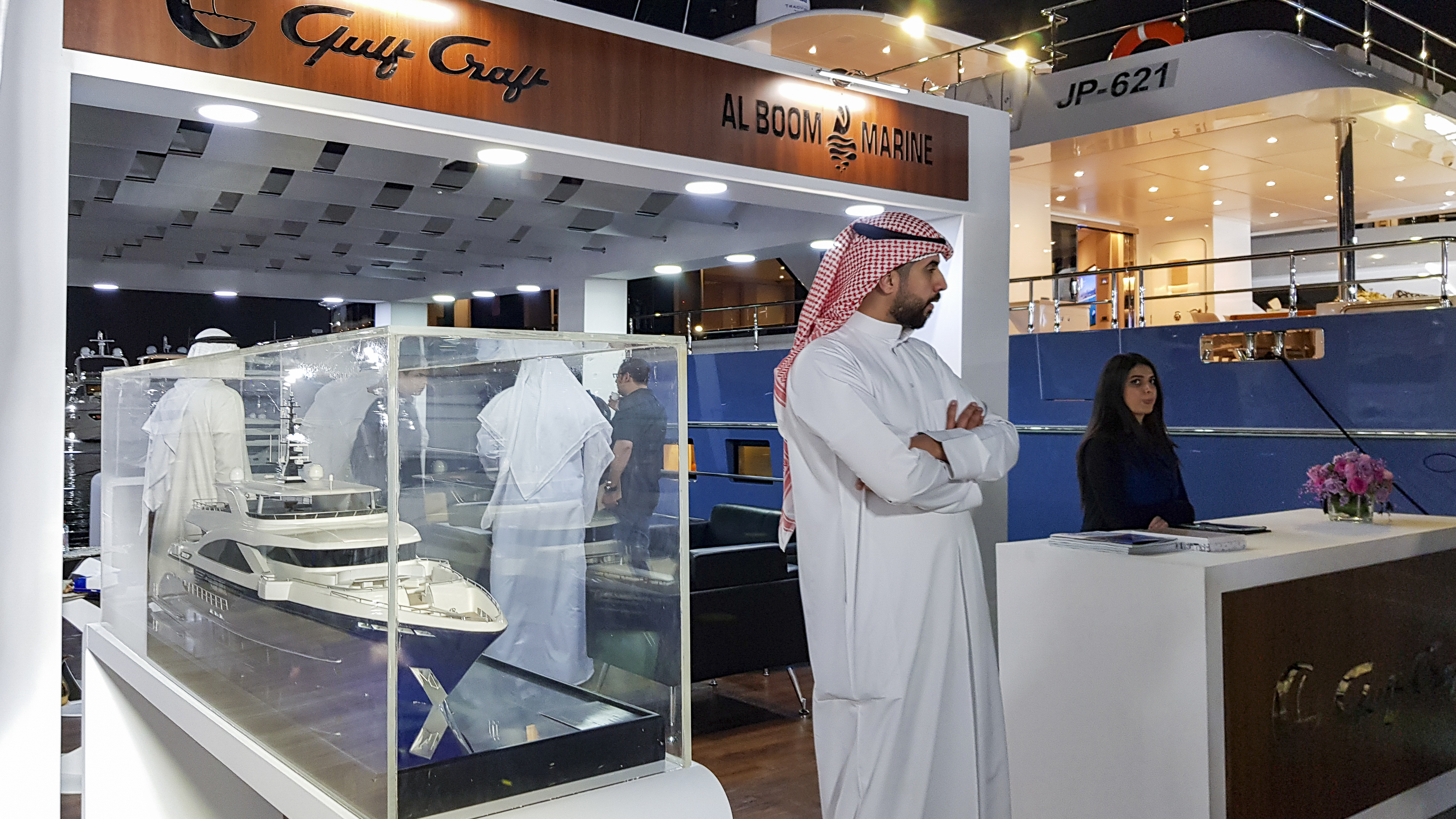 Gulf Craft at the Kuwait Yacht Show 2019 (19)
