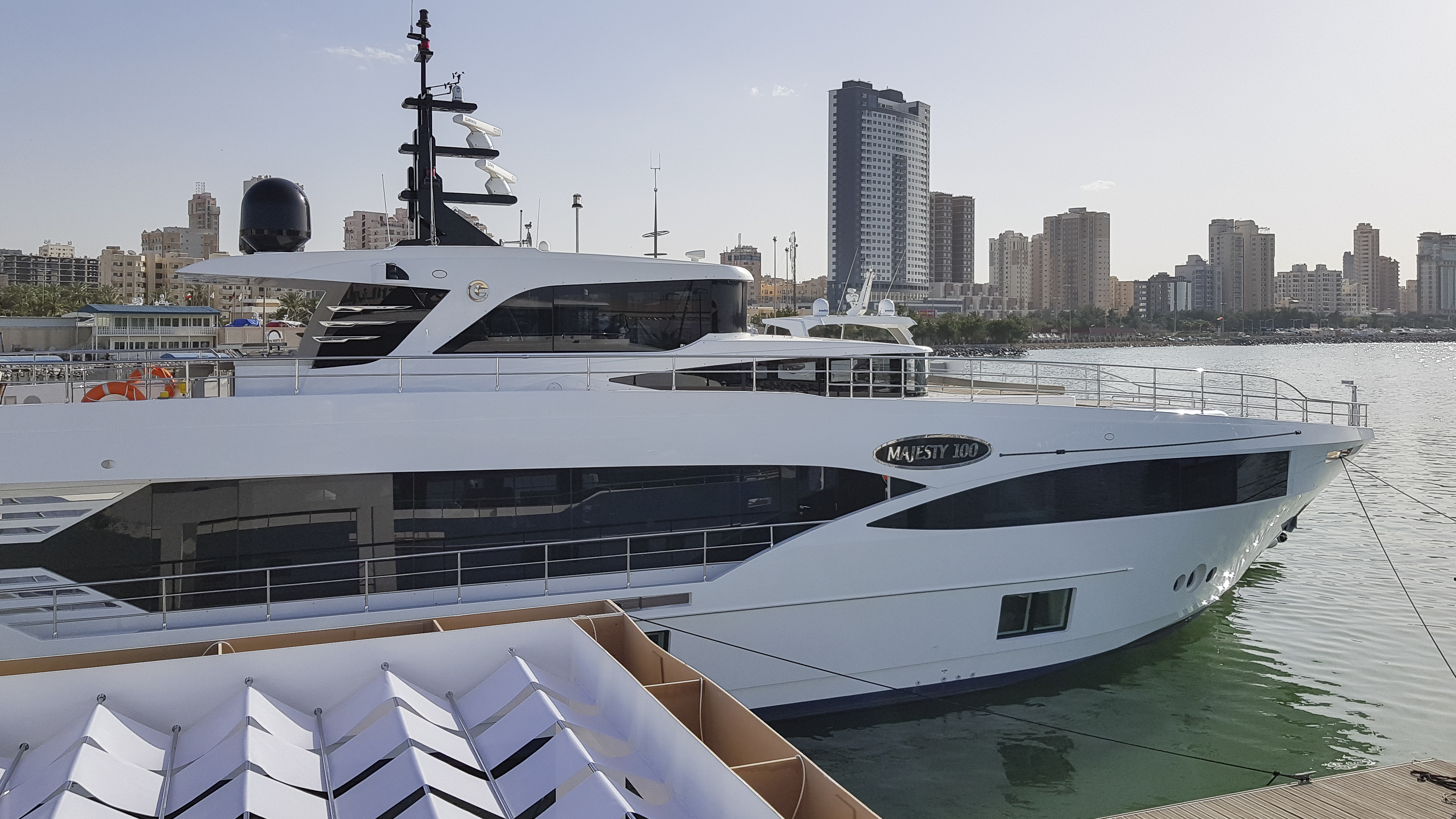 Gulf Craft at the Kuwait Yacht Show 2019 (23)