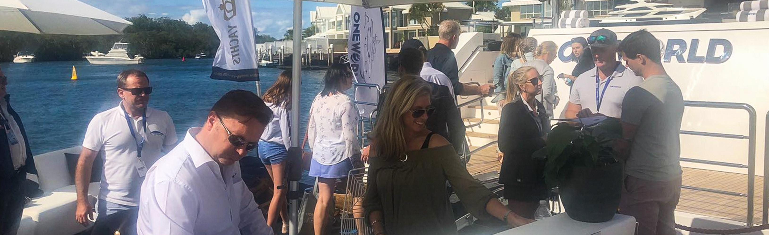Gulf-Craft,-Sanctuary-Cove-Boat-Show-2018