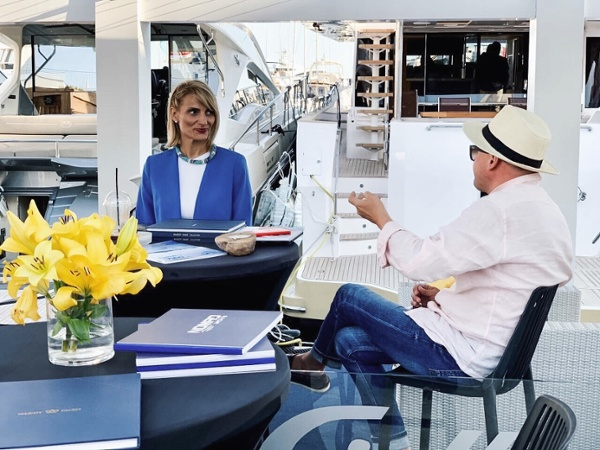 Limassol Boat Show 2019 - Gulf Craft