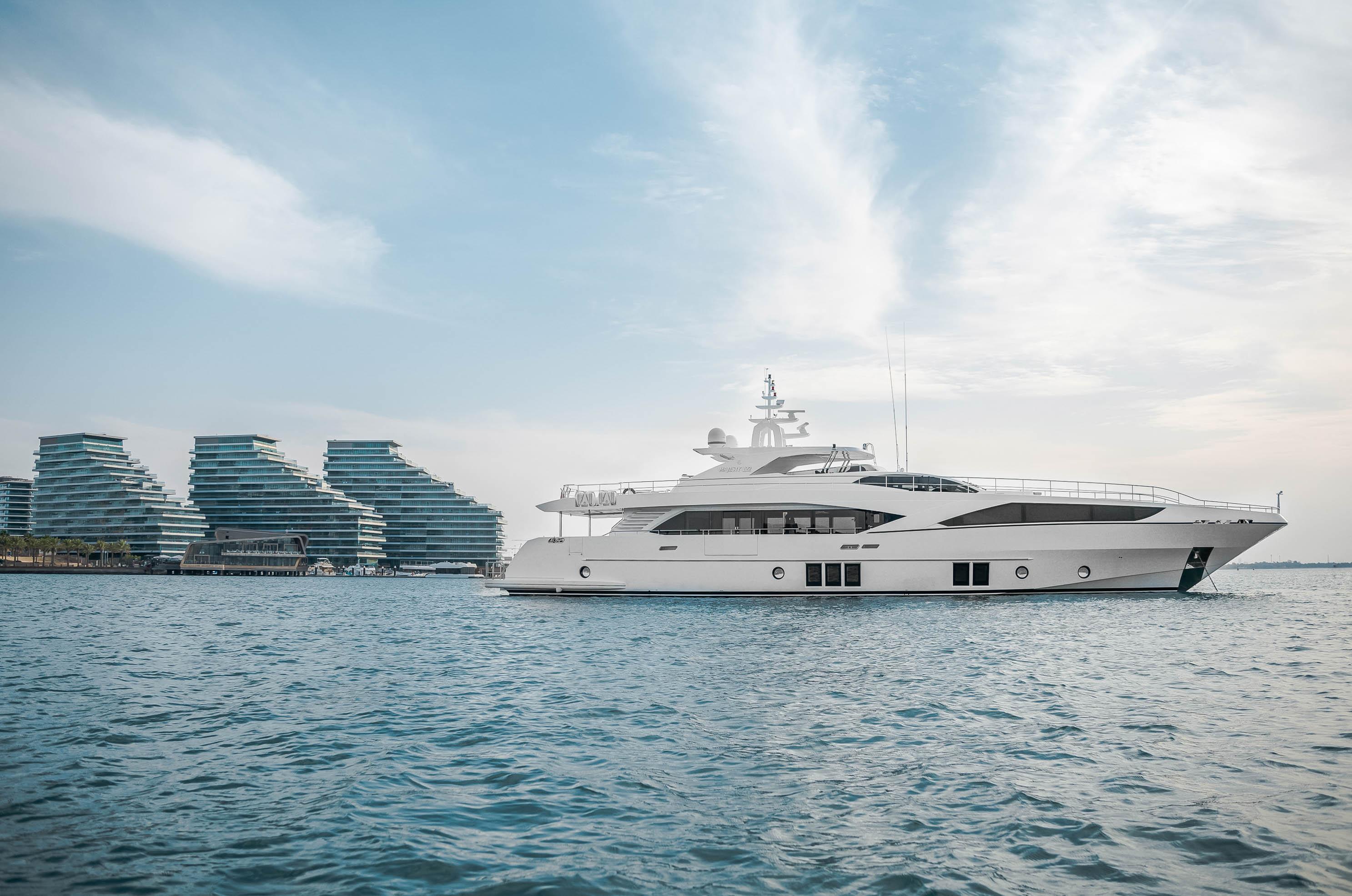 Majesty 122 - Exudes Style, Class & Modernity