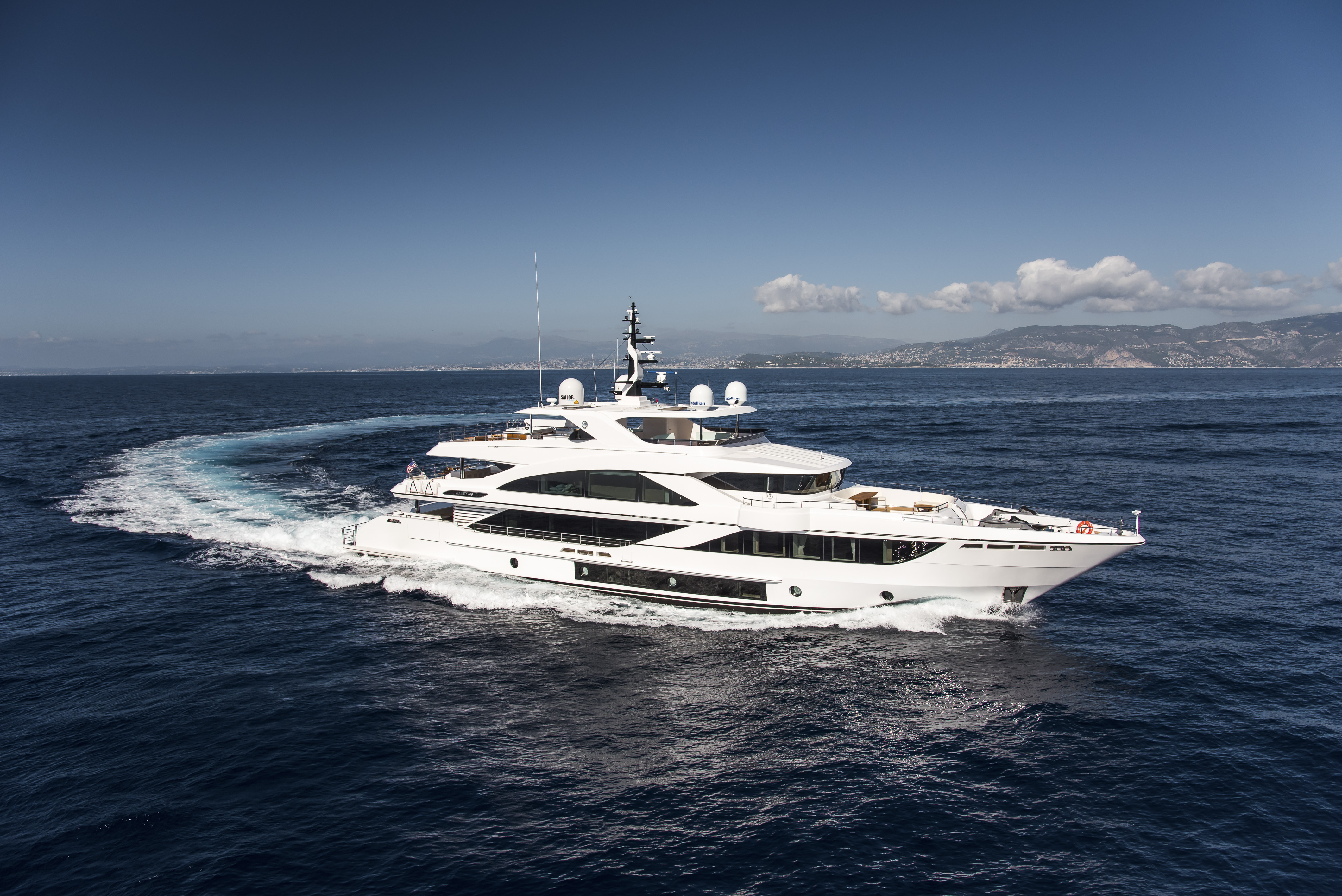 Majesty 140 to make her US debut at the FLIBS, 2019