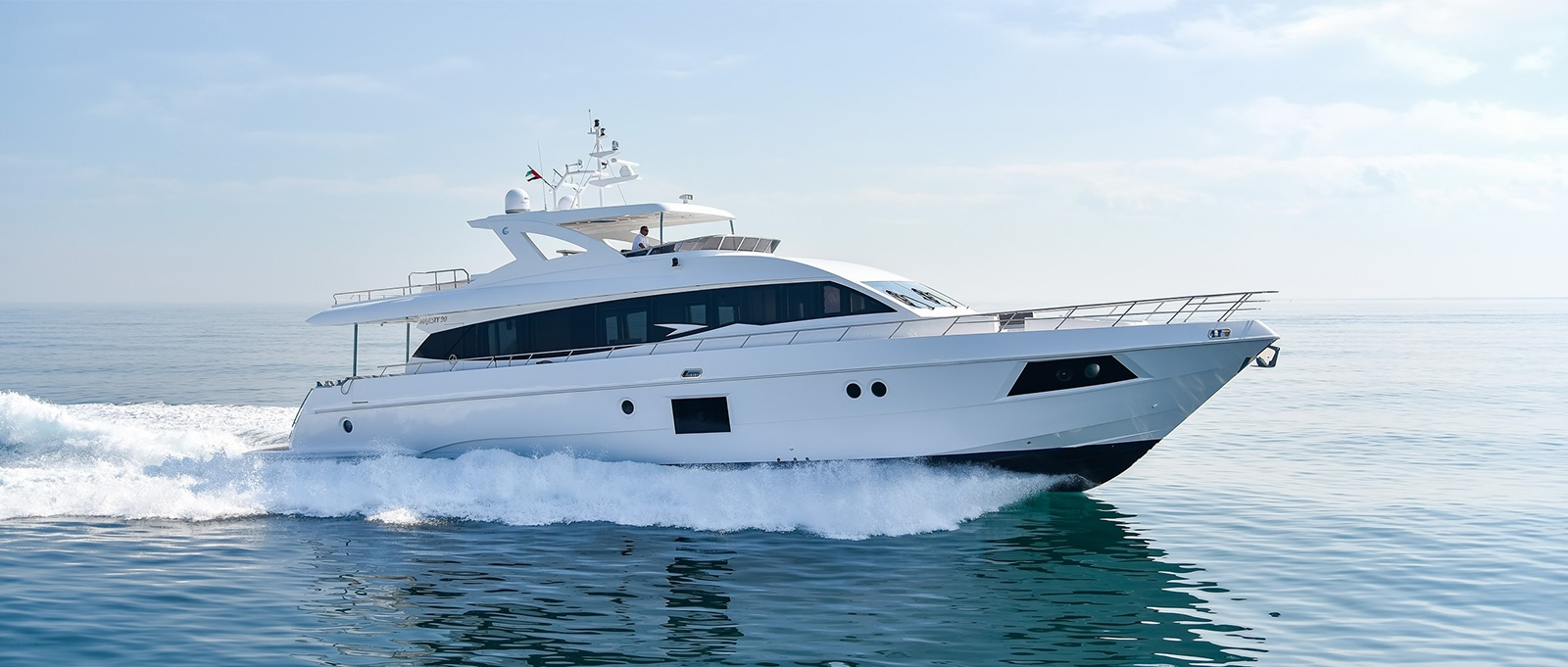 Majesty Yachts and Superyachts Collection in UAE   Luxury