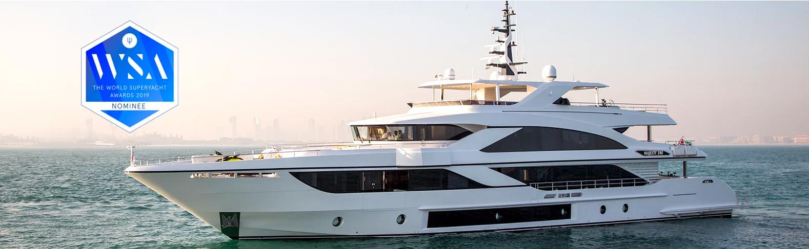 Majesty-140,-World-Superyacht-Awards-2019