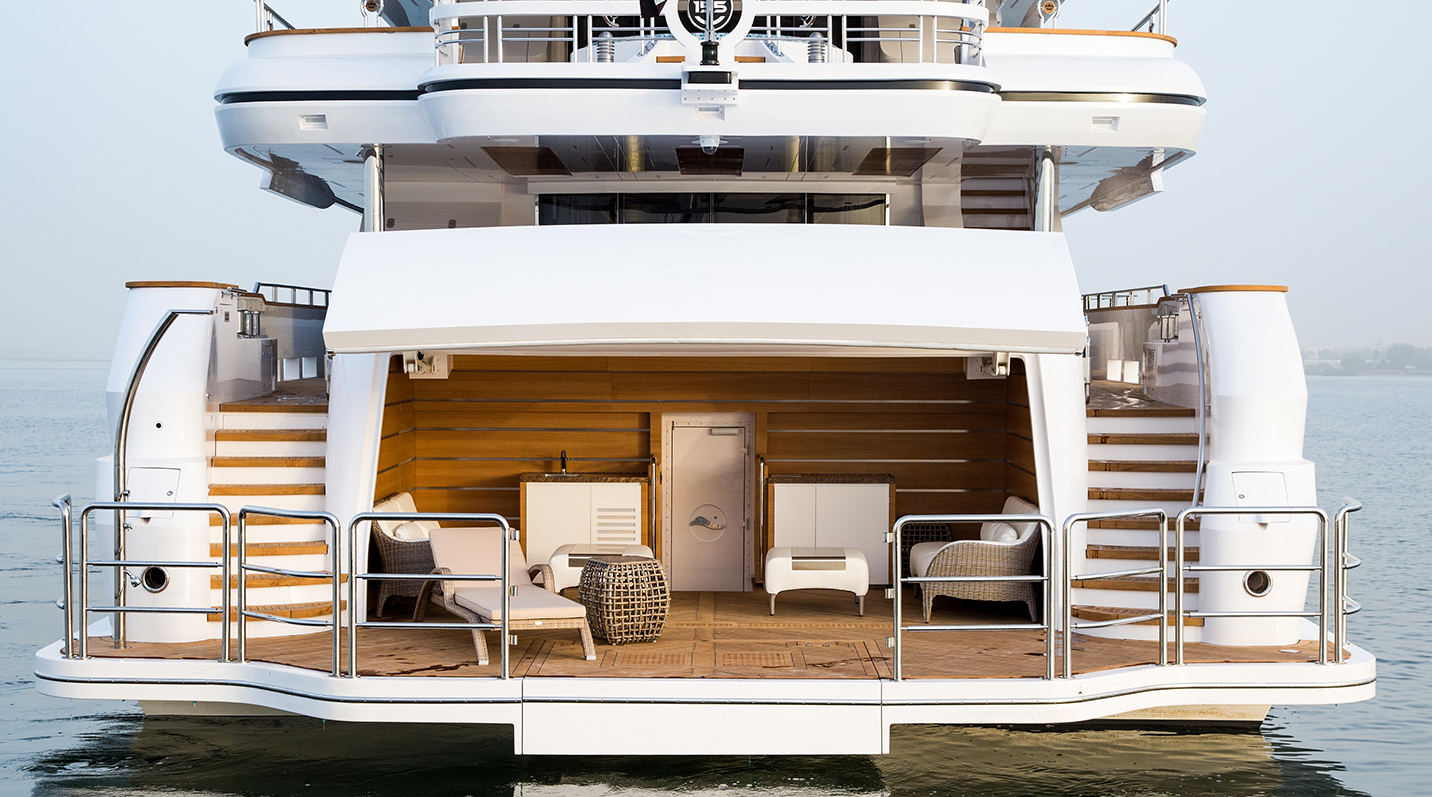 Majesty 155 - connects you effortlessly with the ocean