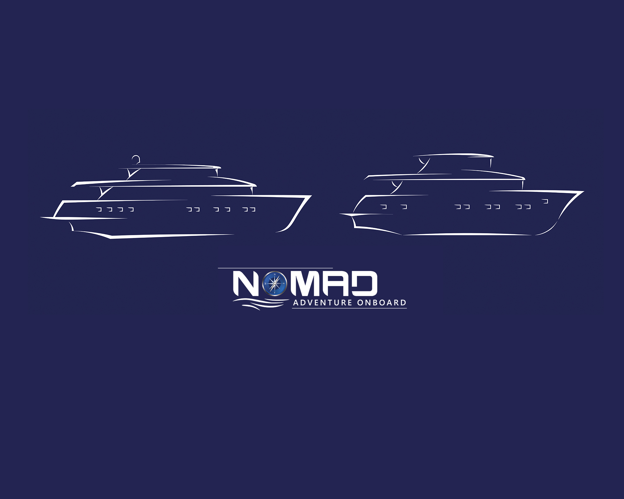 True masterpieces in the Nomad Yachts range awaits you