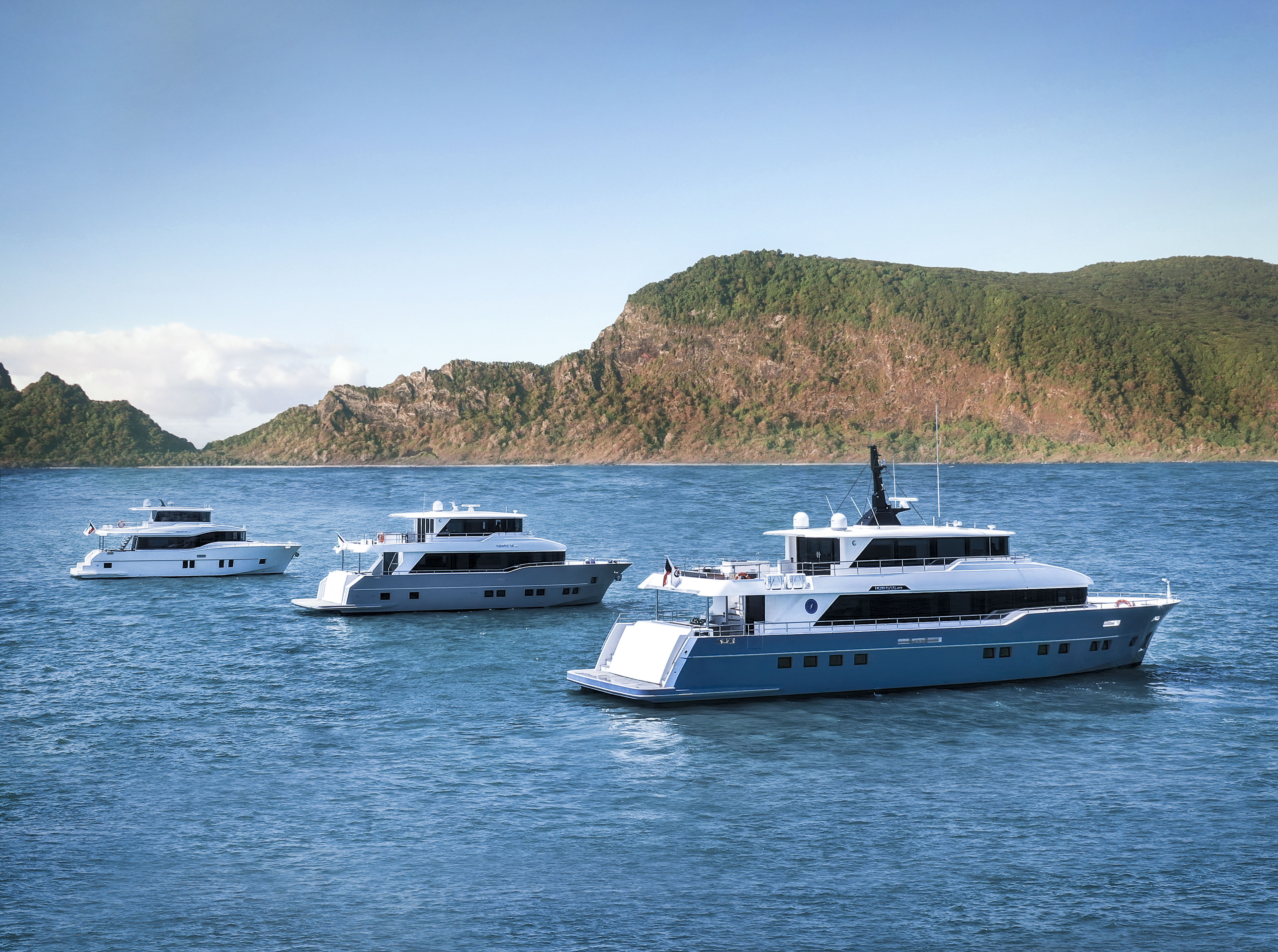 Nomad Yachts SUV Collection