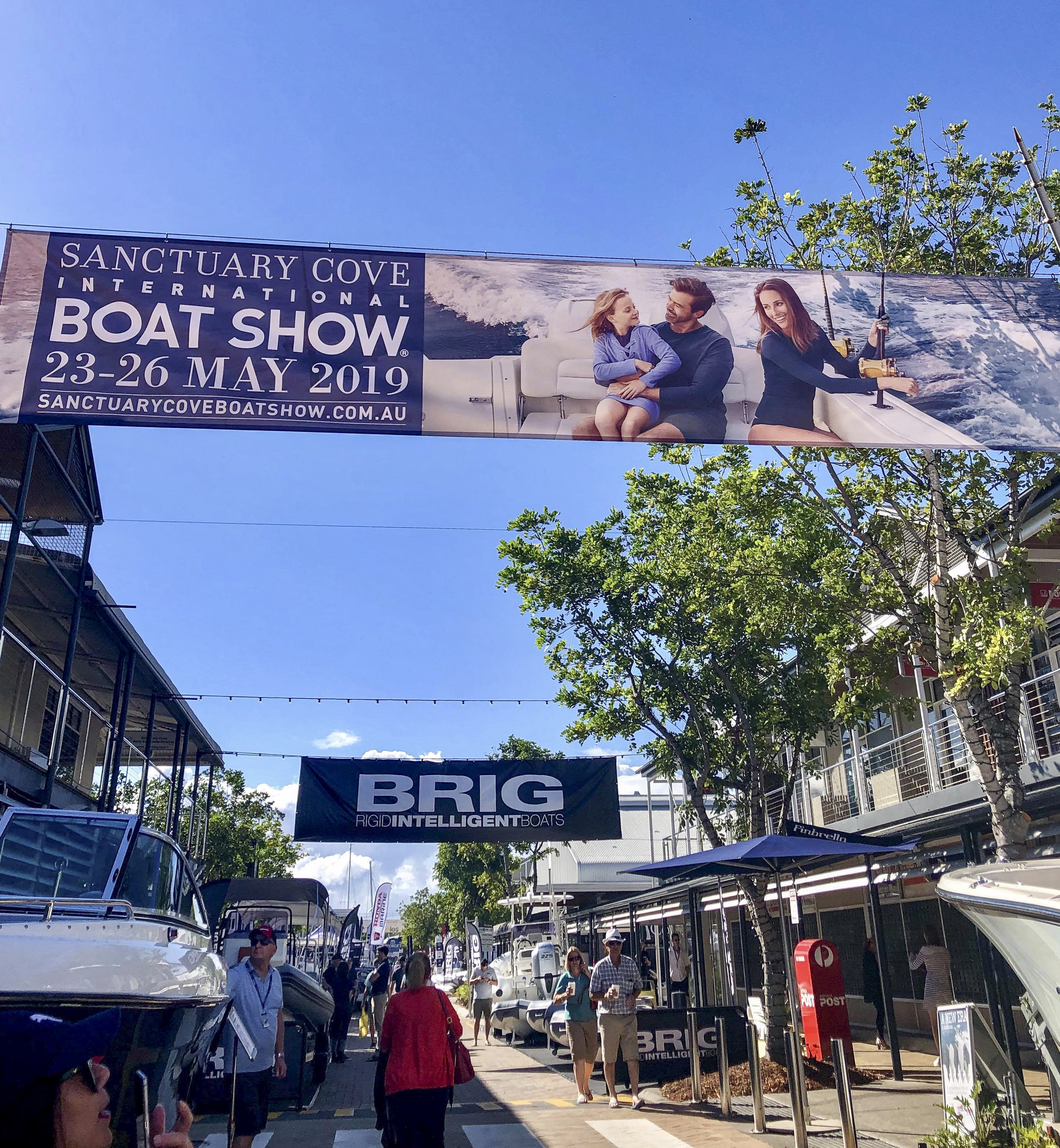 Gulf Craft at Sanctuary Cove Boat Show 2019 (10)