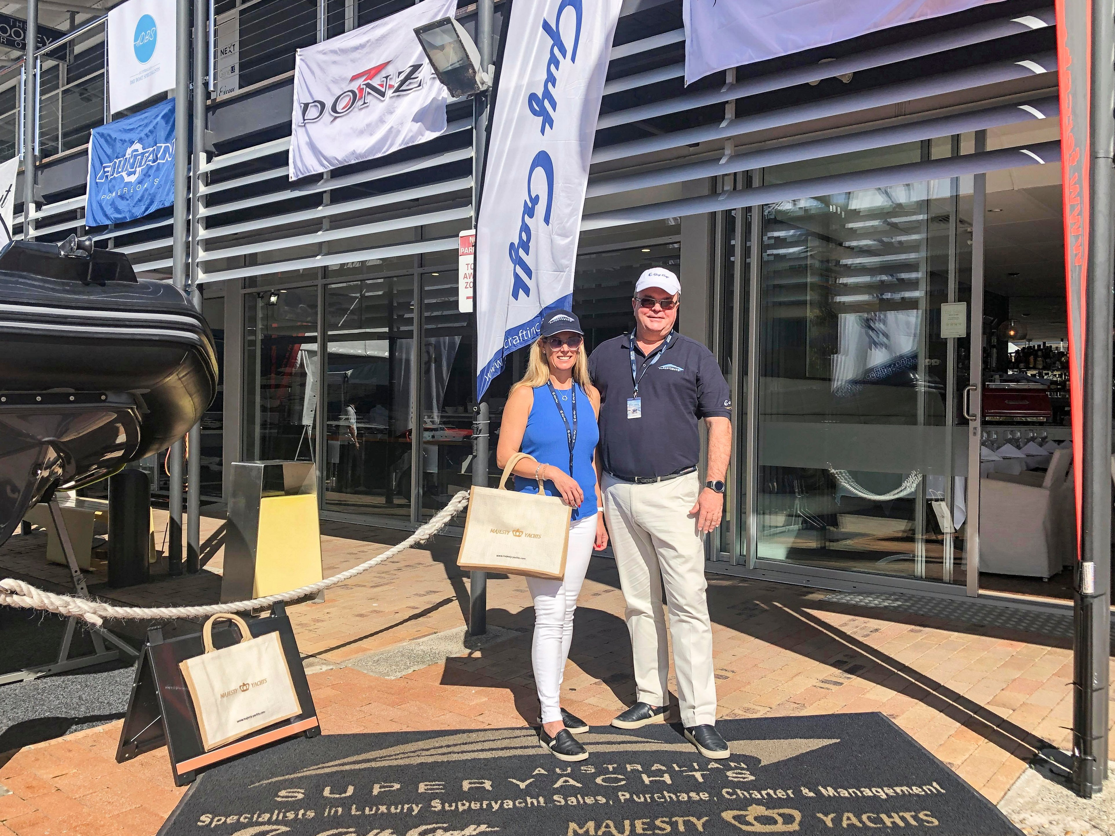 Gulf Craft at Sanctuary Cove Boat Show 2019 (9)