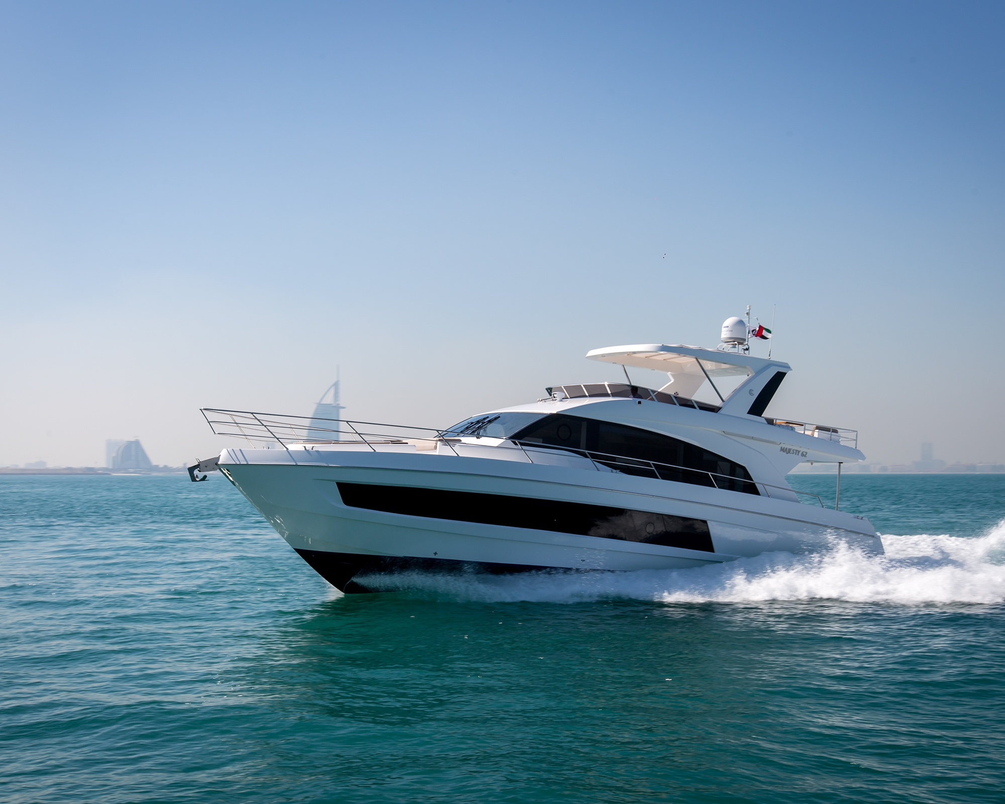 The All-new Majesty 62