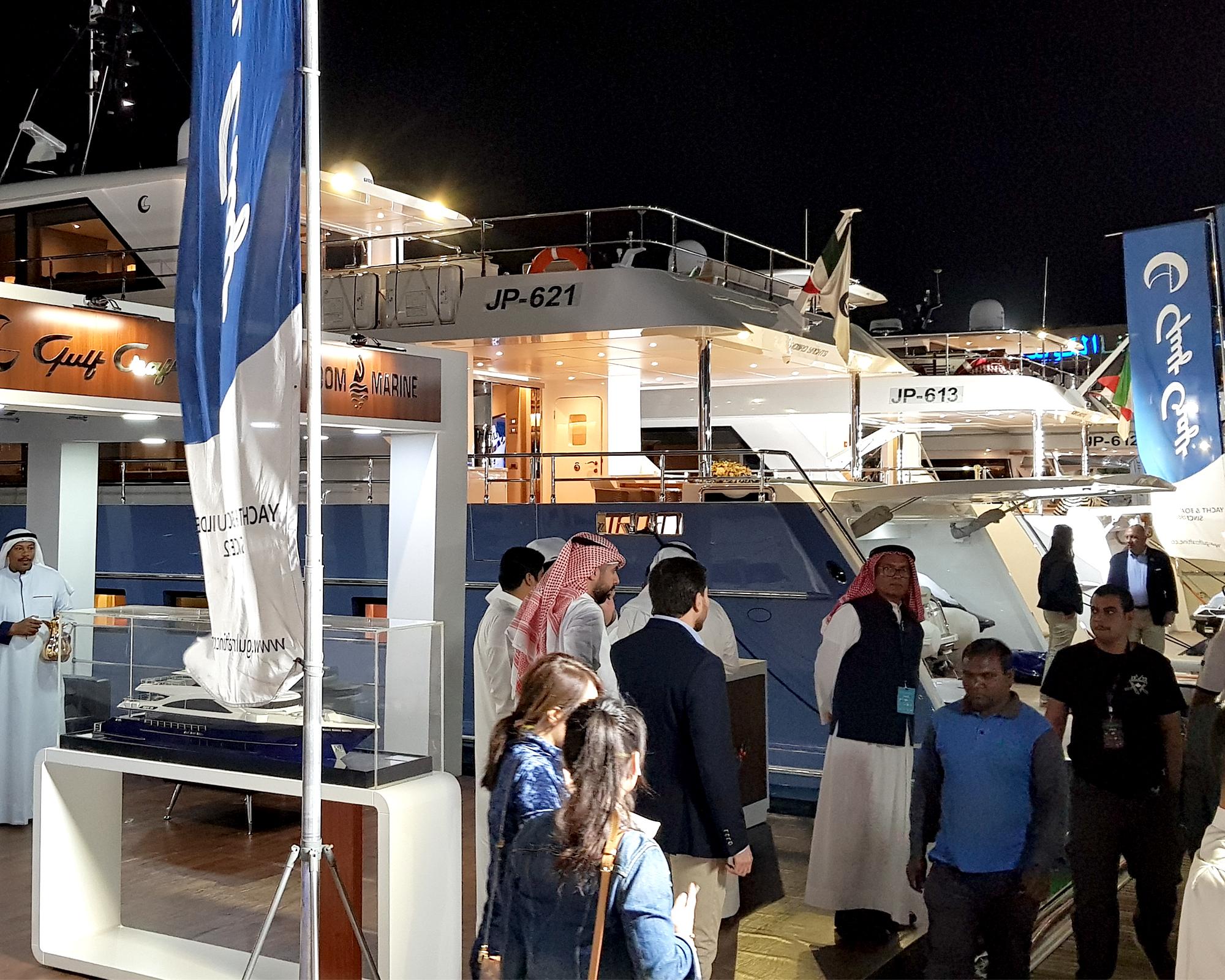 Gulf-Craft,-Kuwait-Yacht-Show-2019-4