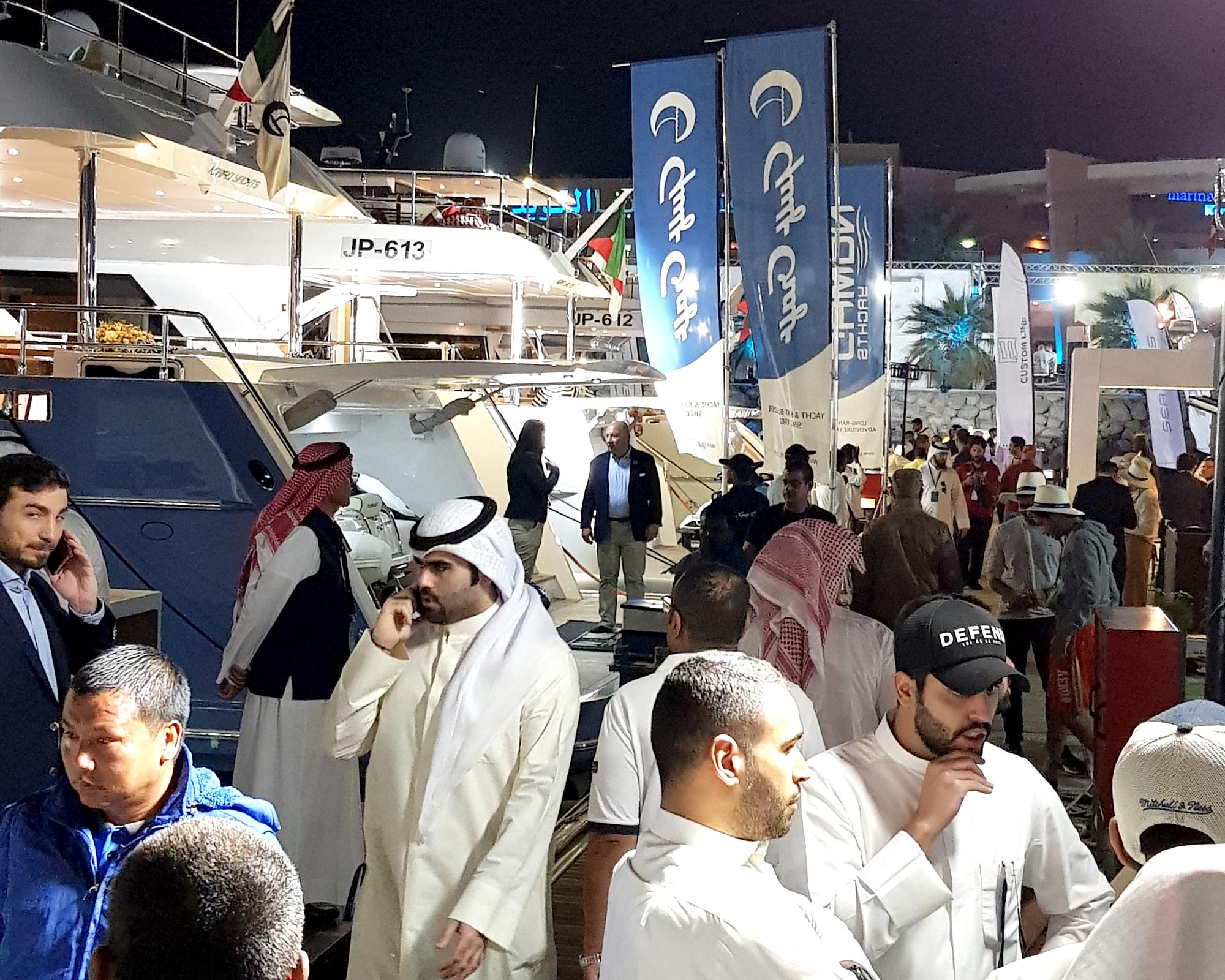 Gulf-Craft,-Kuwait-Yacht-Show-2019-6-1