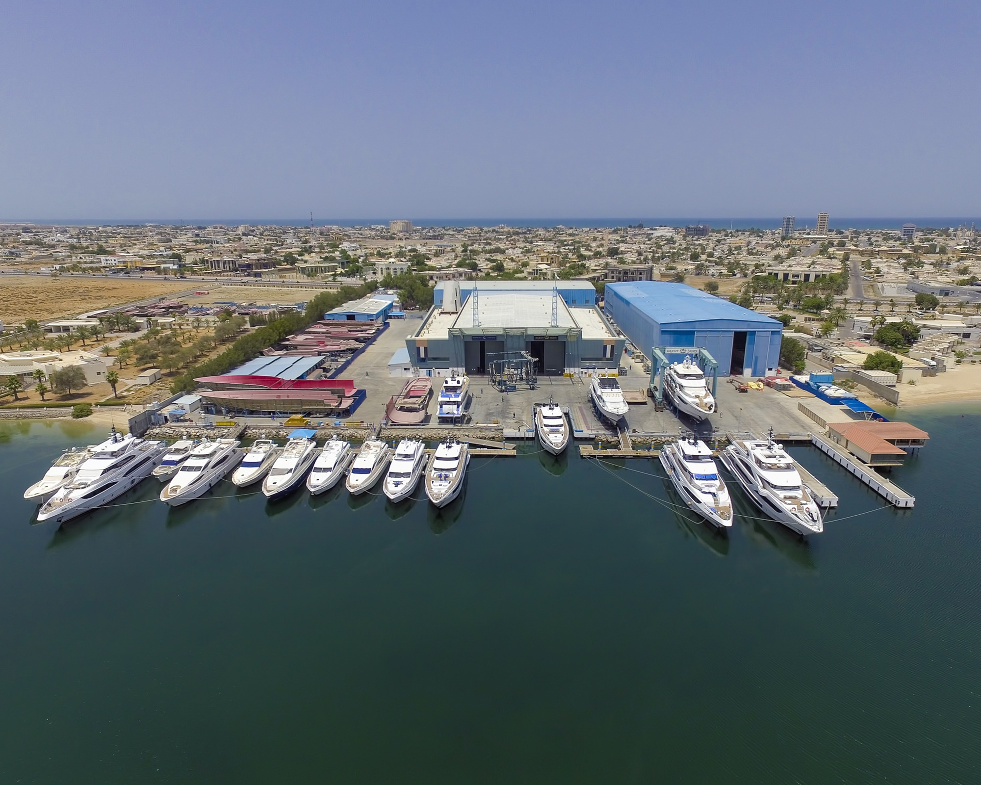 Gulf Craft climbs to 7th position as Superyacht Shipyard
