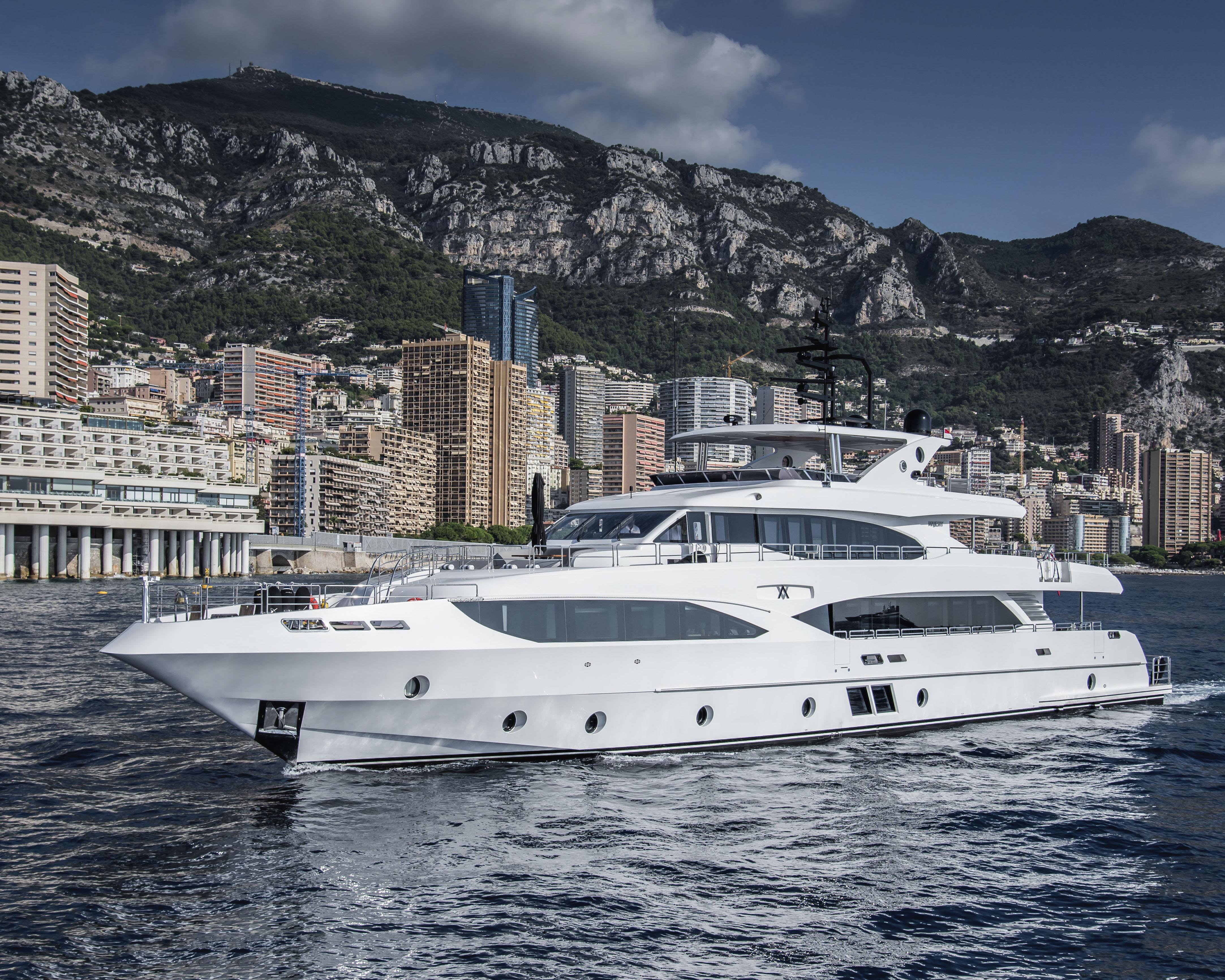 Majesty 125 in Monaco