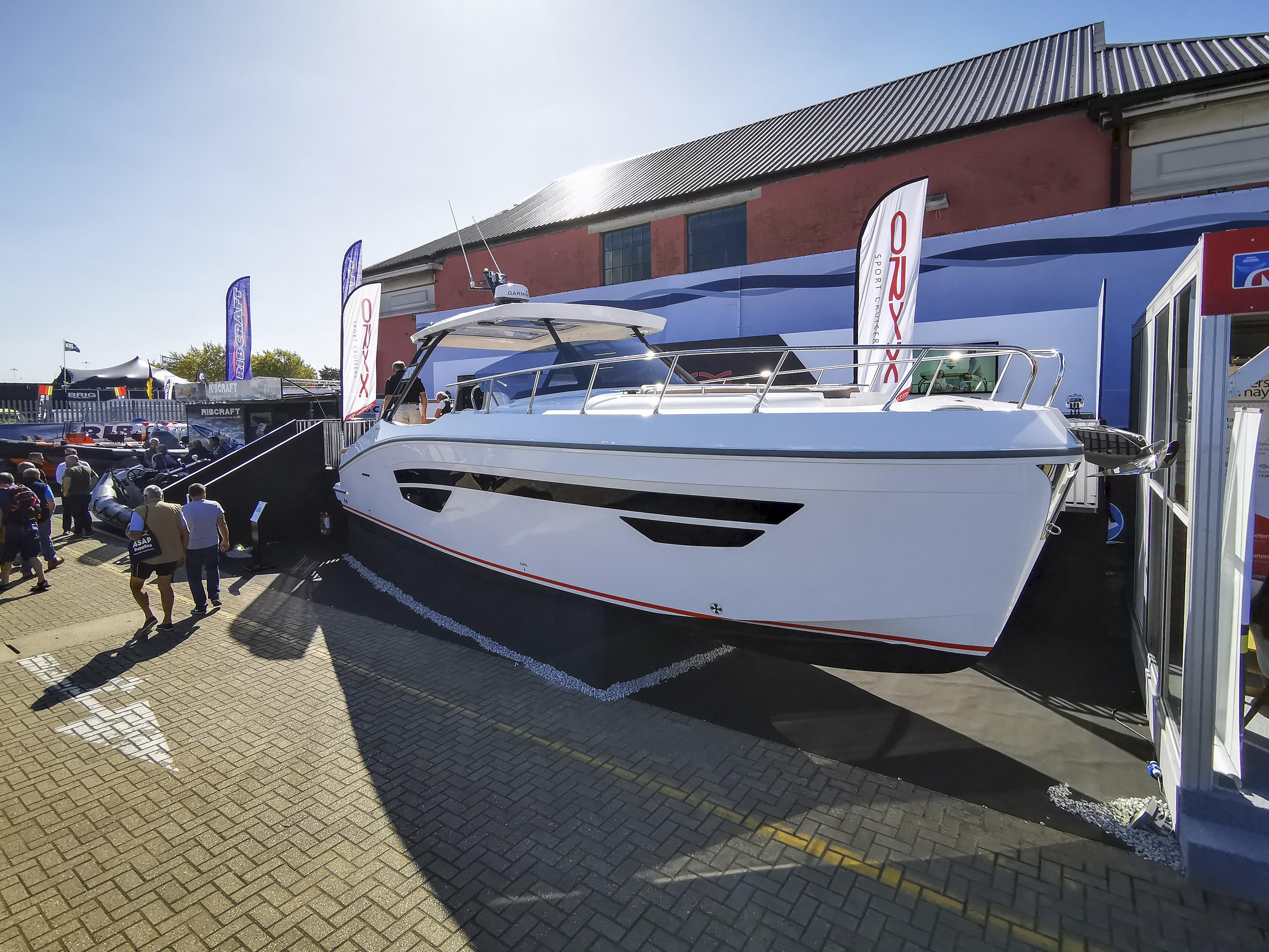 Oryx at Southampton Boat Show 2019 (9)