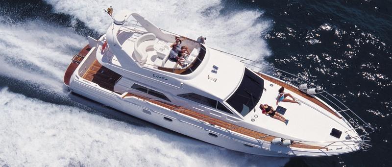 The Adora 53 by Gulf Craft