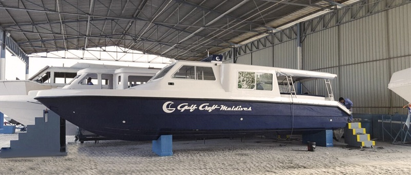 Gulf Craft expands to the Maldives