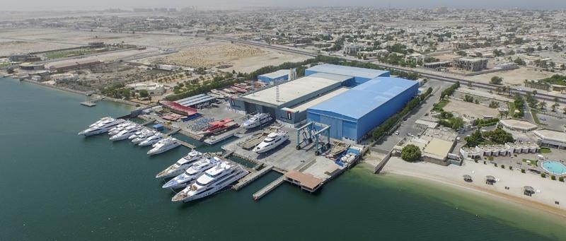 Gulf Craft Shipyard