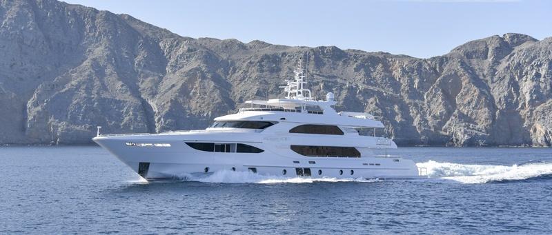 Gulf Craft launches the Majesty 135
