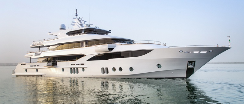 Gulf Craft launches the Majesty 155