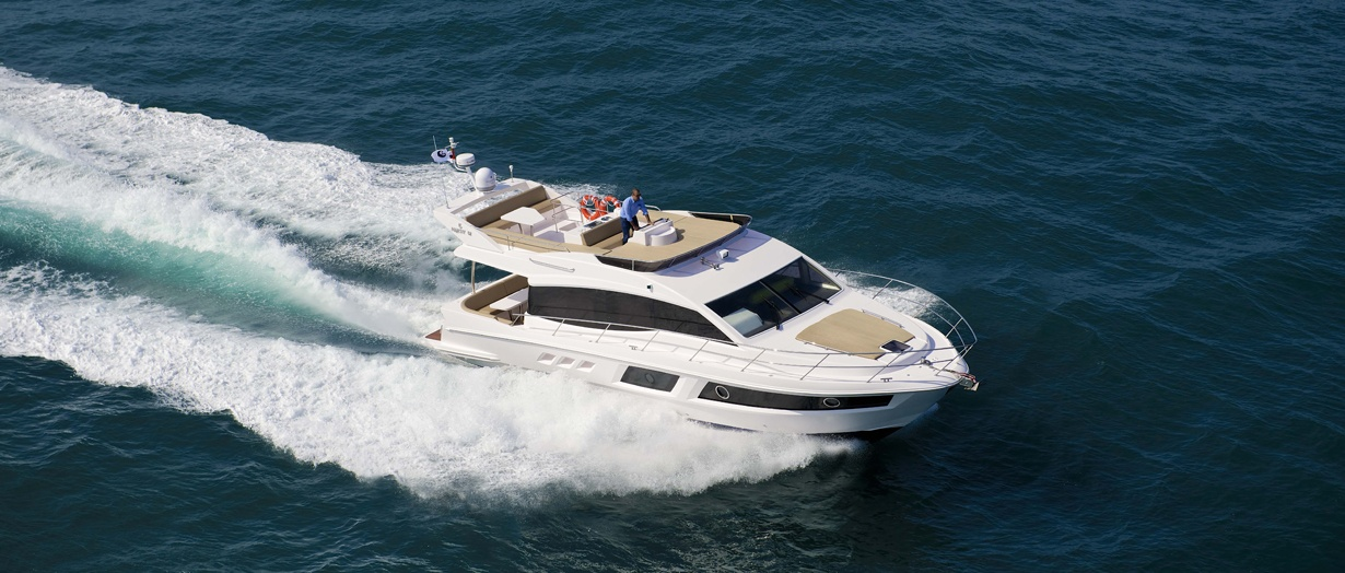 Majesty 48 by Gulf Craft, UAE