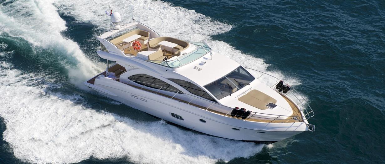 Majesty 56 by Gulf Craft, UAE