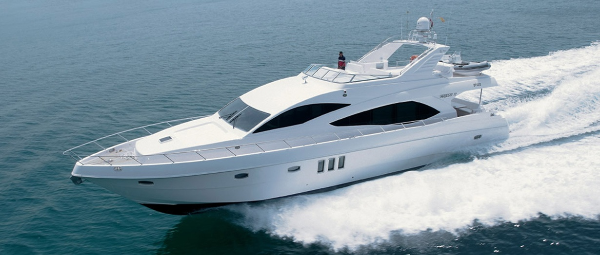 Majesty 77 by Gulf Craft, UAE